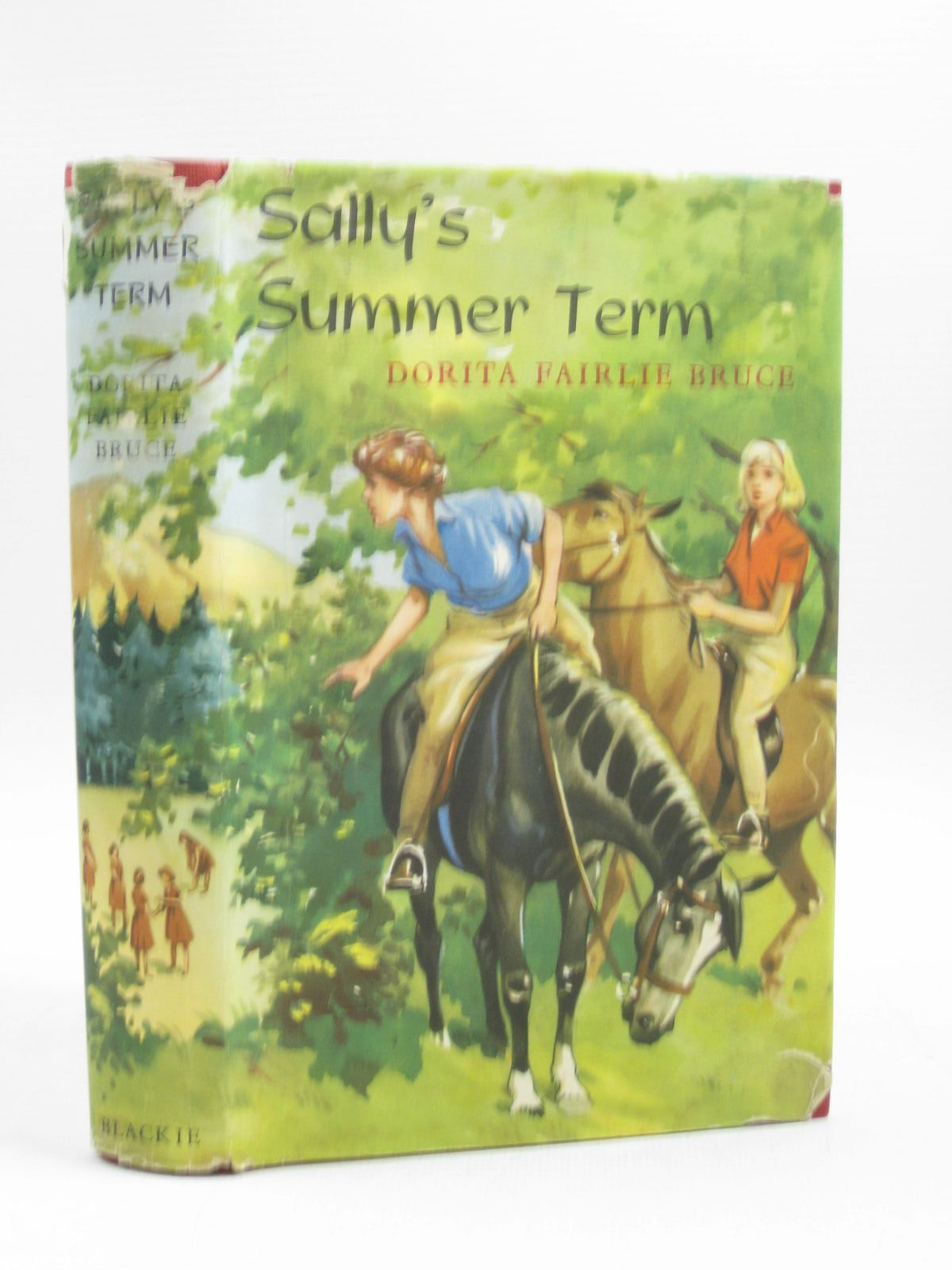 Photo of SALLY'S SUMMER TERM