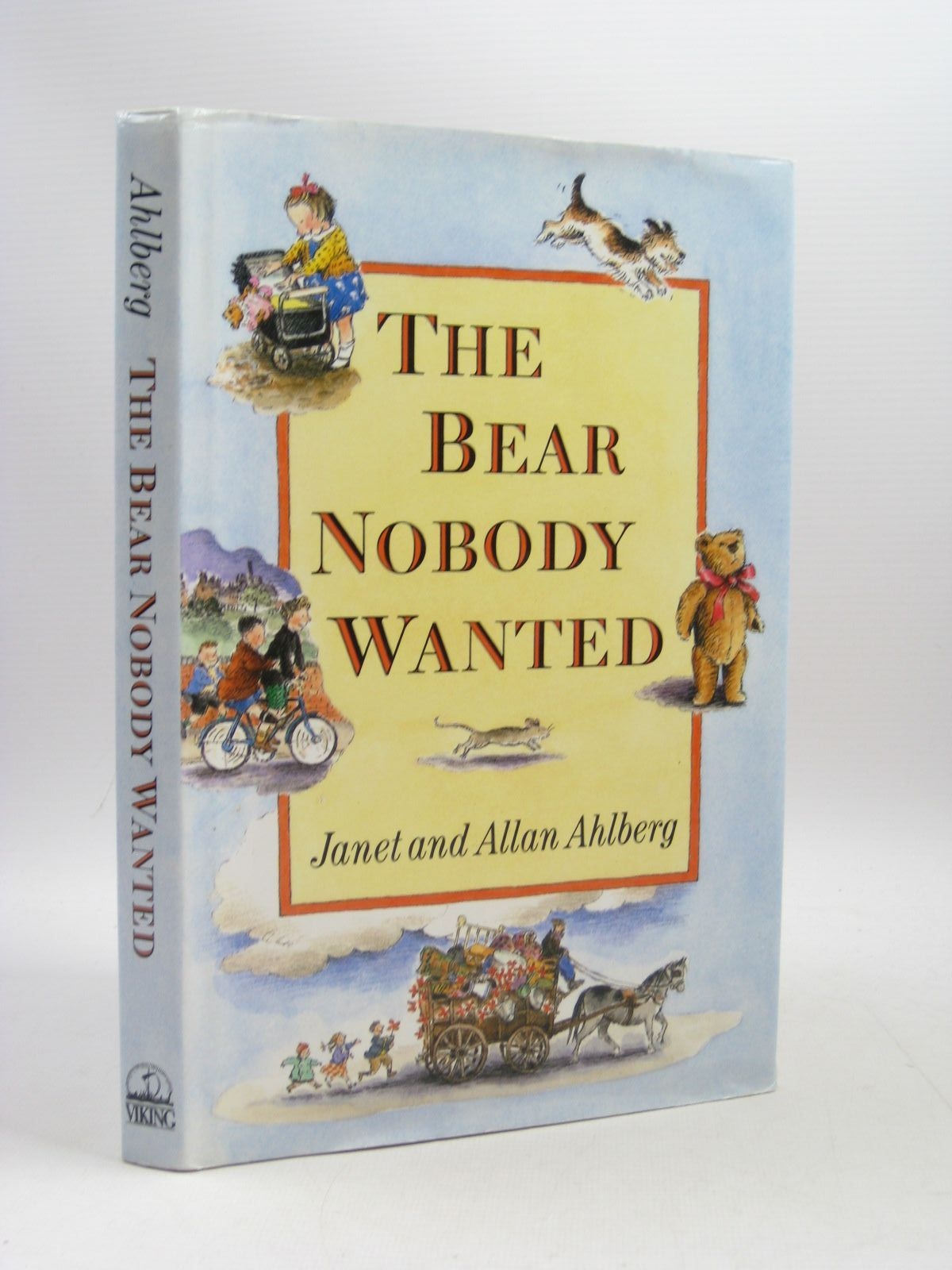 Photo of THE BEAR NOBODY WANTED