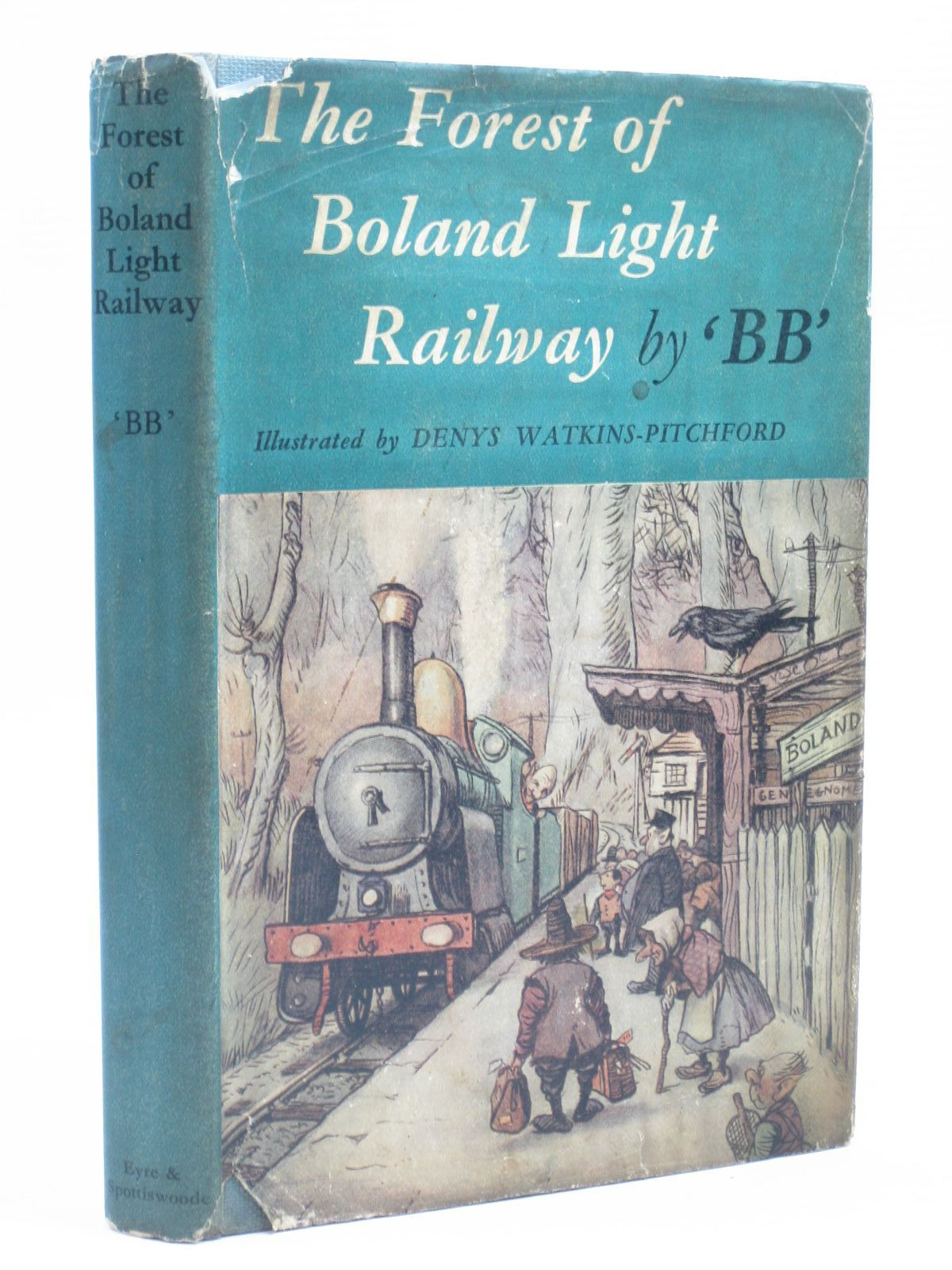 Photo of THE FOREST OF BOLAND LIGHT RAILWAY