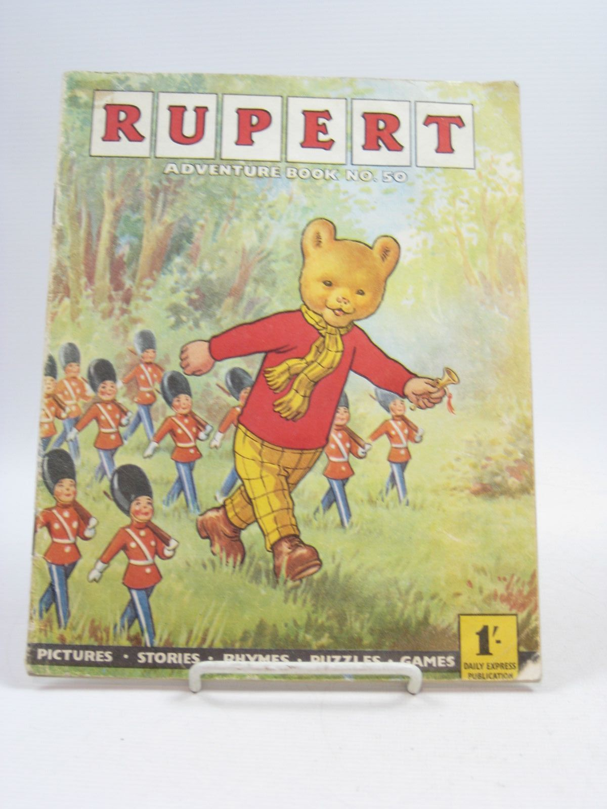 Photo of RUPERT ADVENTURE BOOK No. 50 written by Bestall, Alfred published by Daily Express (STOCK CODE: 1403897)  for sale by Stella & Rose's Books