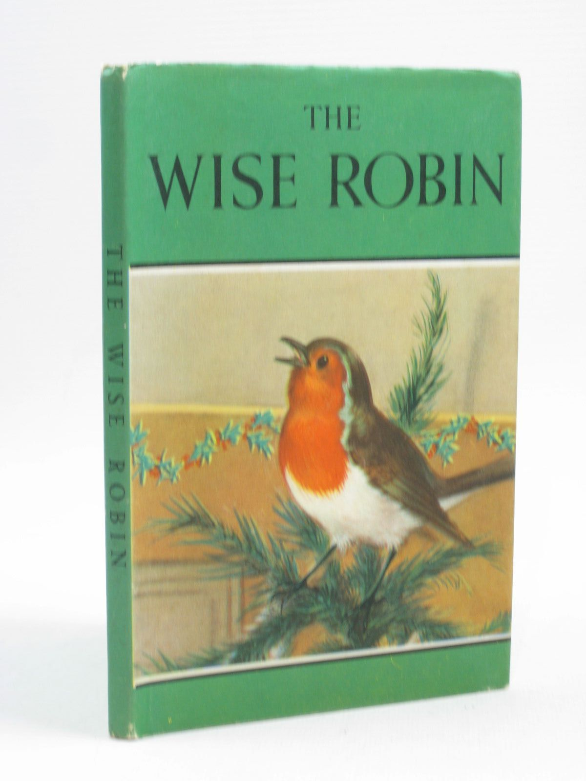 Photo of THE WISE ROBIN