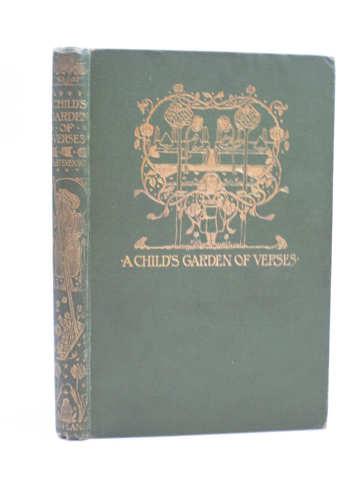 A Child 39 S Garden Of Verses Written By Stevenson Robert Louis Stock Code 1404023 Stella