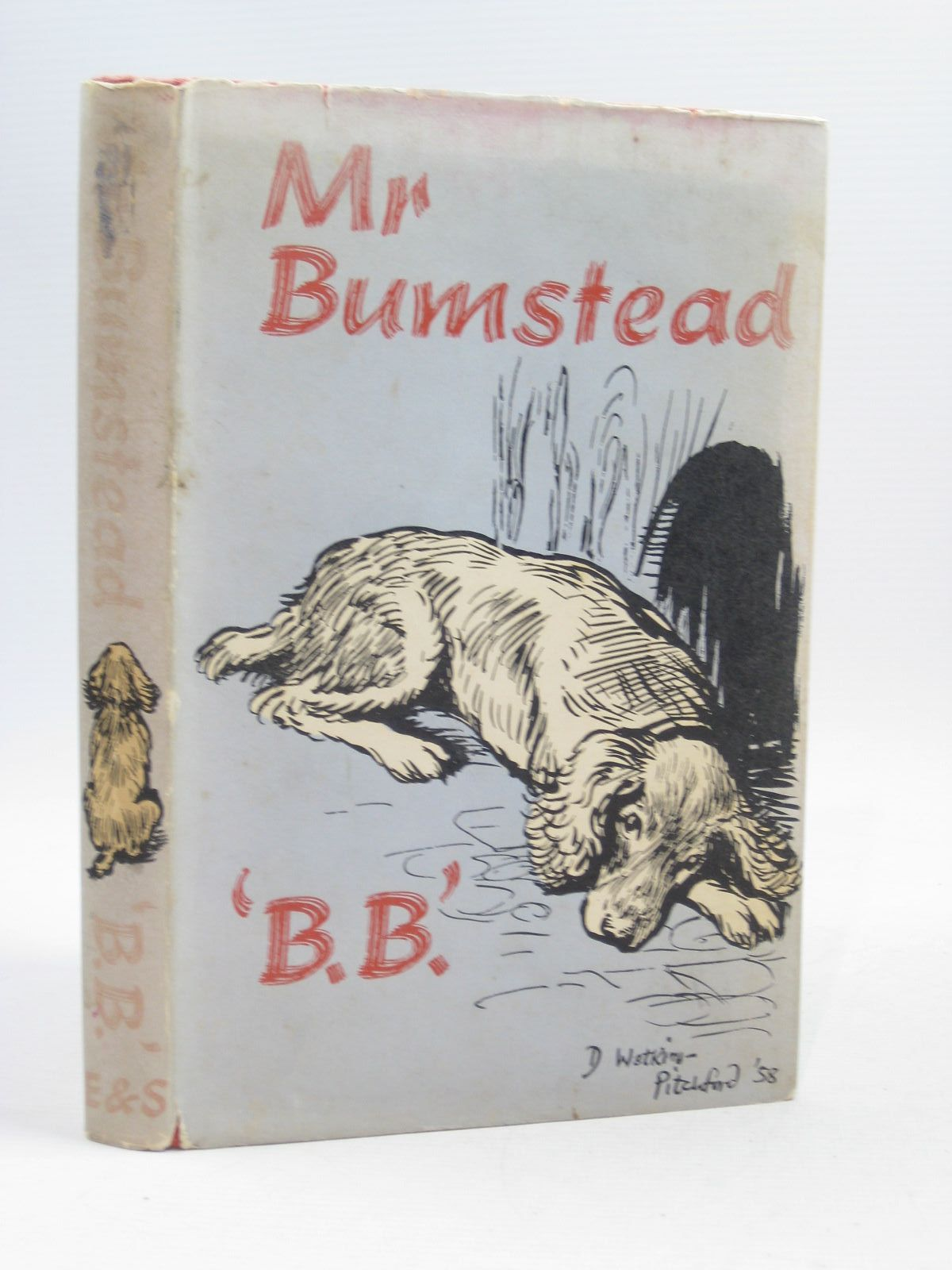 Photo of MR BUMSTEAD