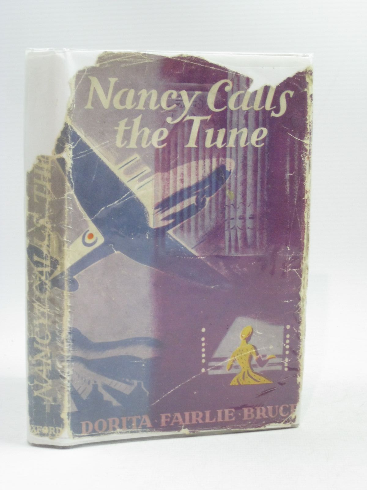 Photo of NANCY CALLS THE TUNE written by Bruce, Dorita Fairlie illustrated by Horder, Margaret published by Oxford University Press, Humphrey Milford (STOCK CODE: 1404139)  for sale by Stella & Rose's Books