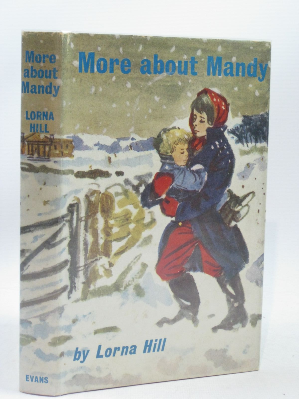 Photo of MORE ABOUT MANDY written by Hill, Lorna illustrated by Robinson, Ann Kent published by Evans Brothers Limited (STOCK CODE: 1404240)  for sale by Stella & Rose's Books