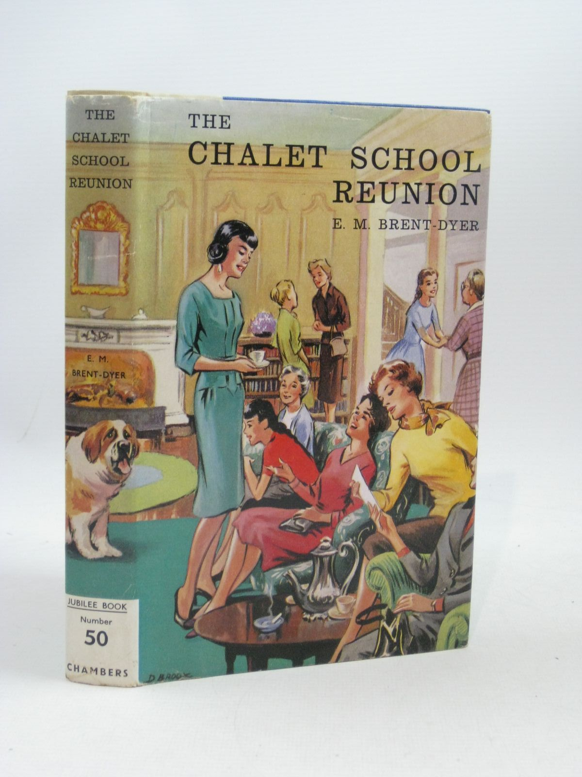 Photo of THE CHALET SCHOOL REUNION- Stock Number: 1404247