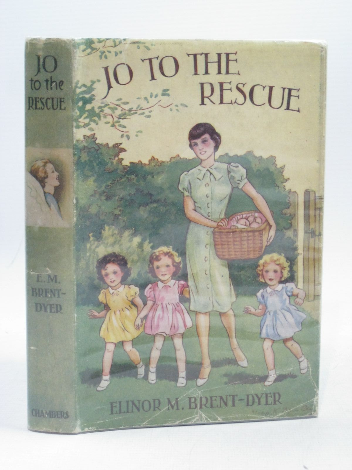 Photo of JO TO THE RESCUE- Stock Number: 1404253