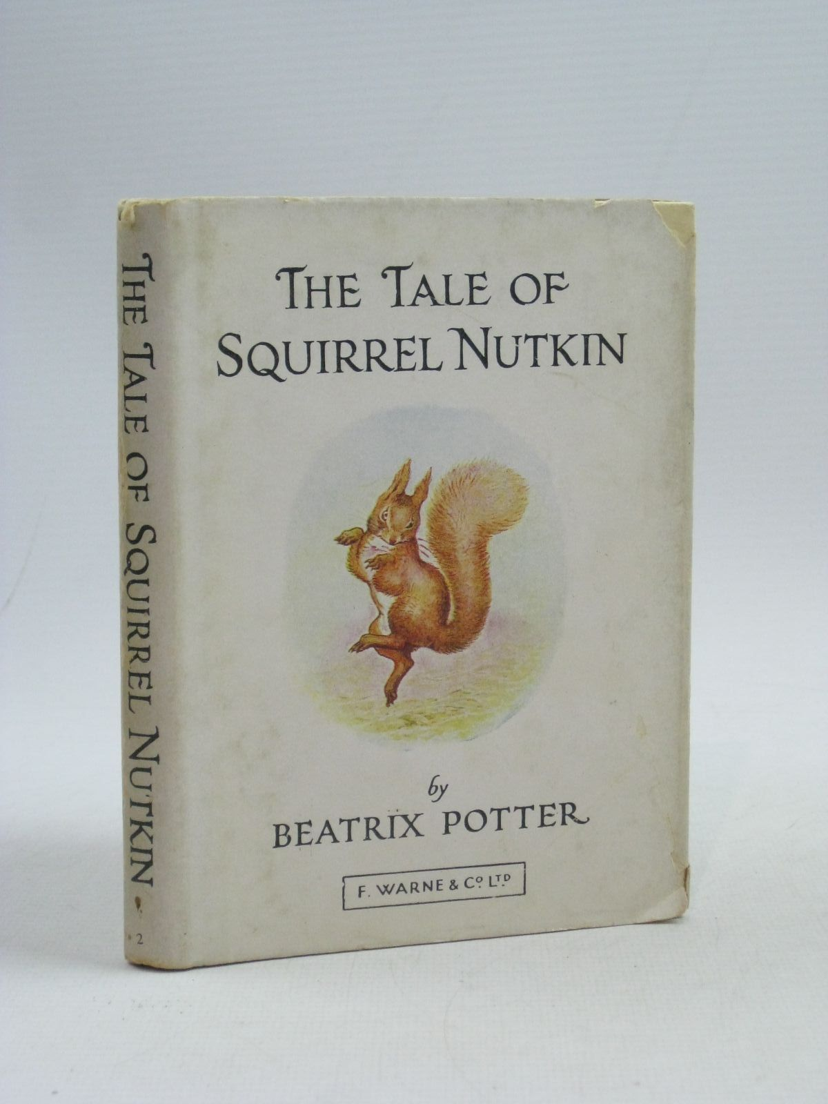 Photo of THE TALE OF SQUIRREL NUTKIN
