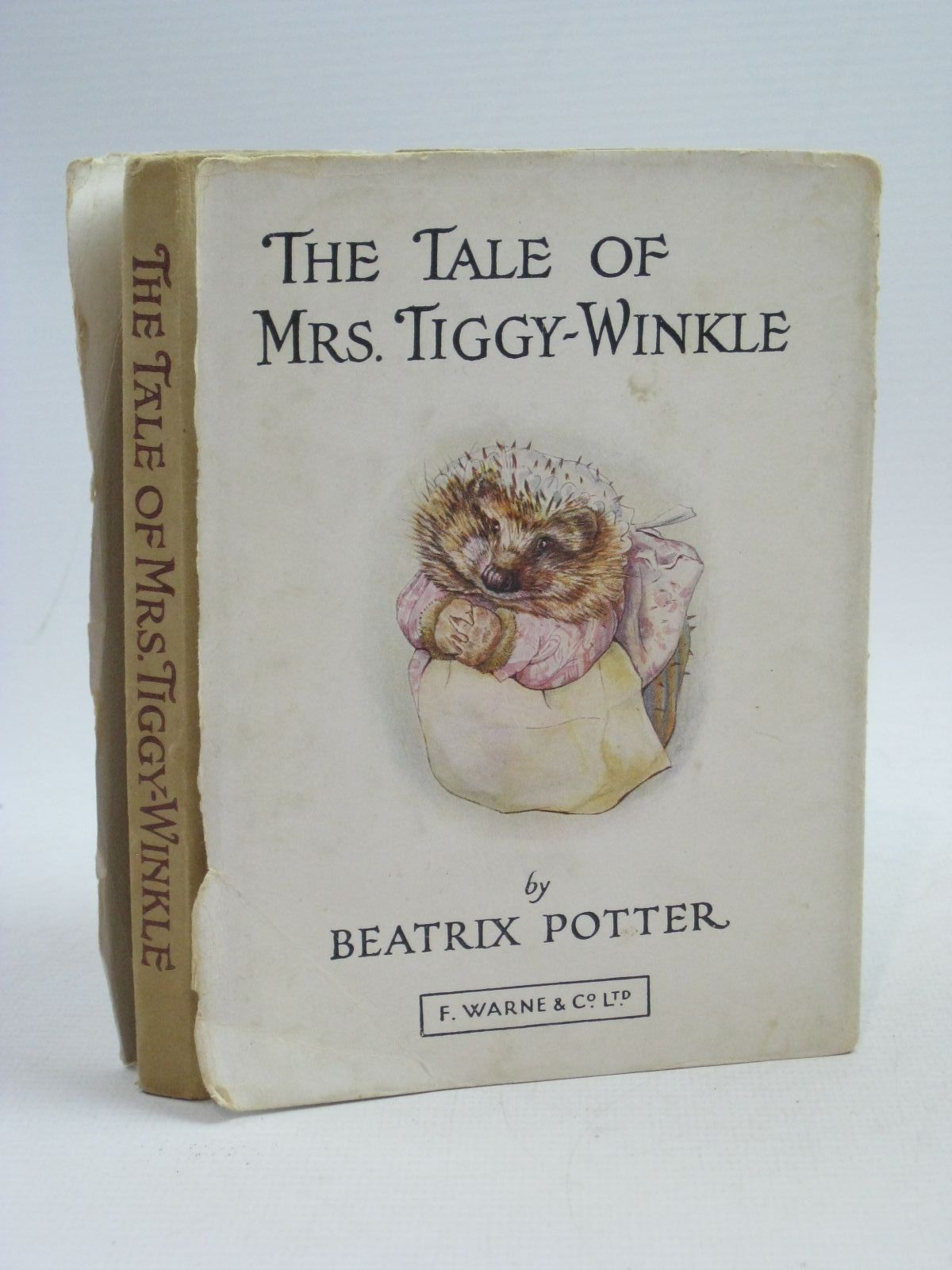 Photo of THE TALE OF MRS. TIGGY-WINKLE