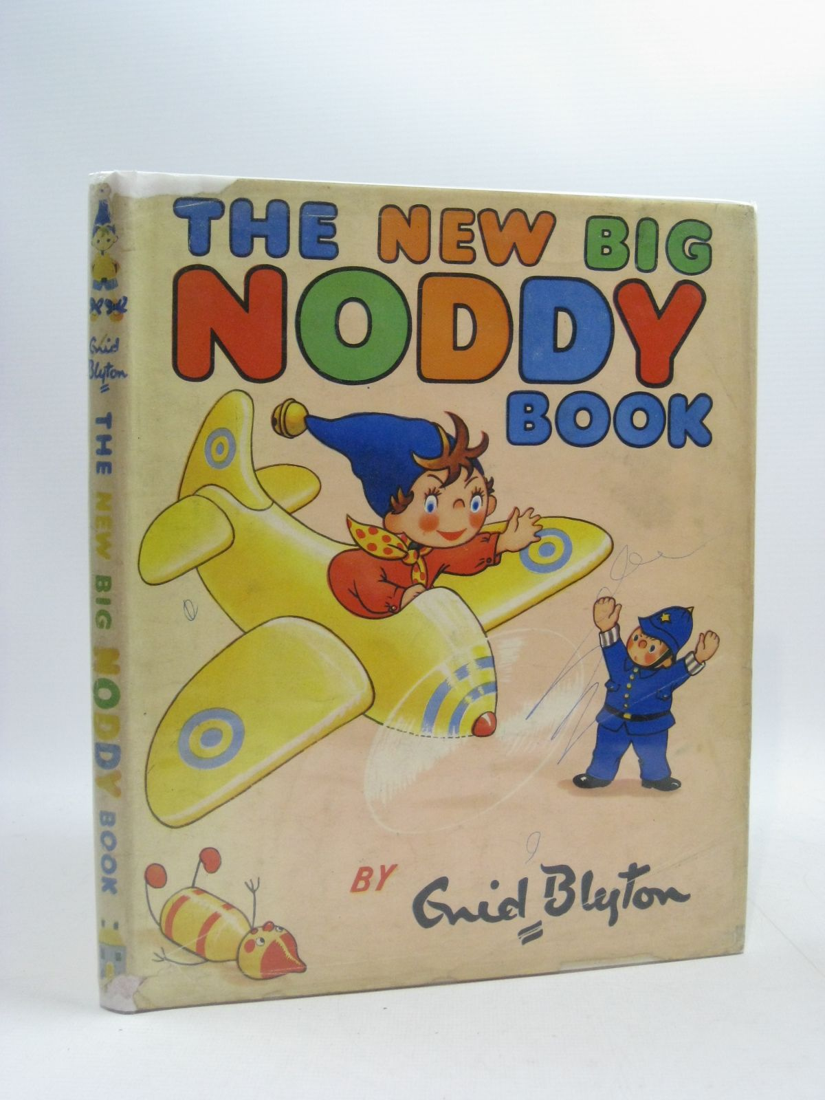 Photo of THE NEW BIG NODDY BOOK written by Blyton, Enid published by Sampson Low, Marston & Co. Ltd., D.V. Publications Ltd. (STOCK CODE: 1404605)  for sale by Stella & Rose's Books