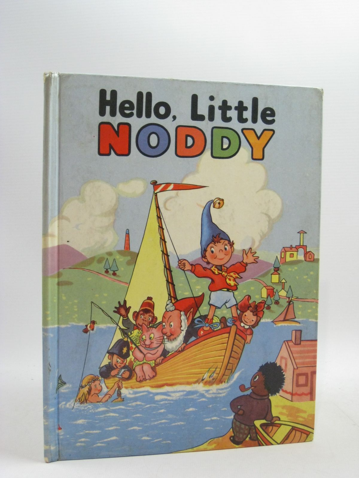 Photo of HELLO, LITTLE NODDY written by Blyton, Enid published by Sampson Low, Marston & Co. Ltd., Waynford Press Ltd. (STOCK CODE: 1404610)  for sale by Stella & Rose's Books