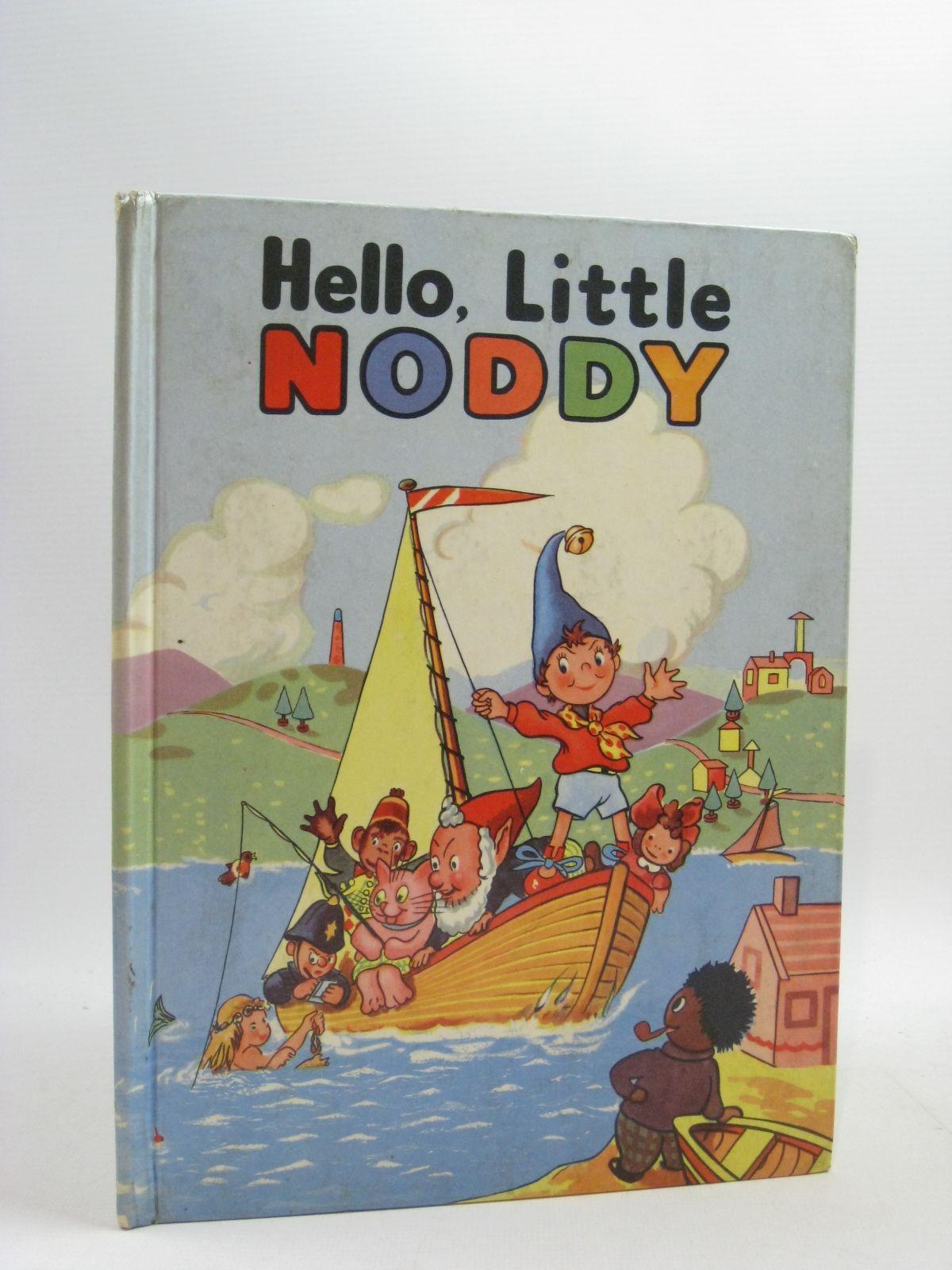 Photo of HELLO, LITTLE NODDY written by Blyton, Enid published by Sampson Low, Marston & Co. Ltd., Waynford Press Ltd. (STOCK CODE: 1404610)  for sale by Stella & Rose's Books