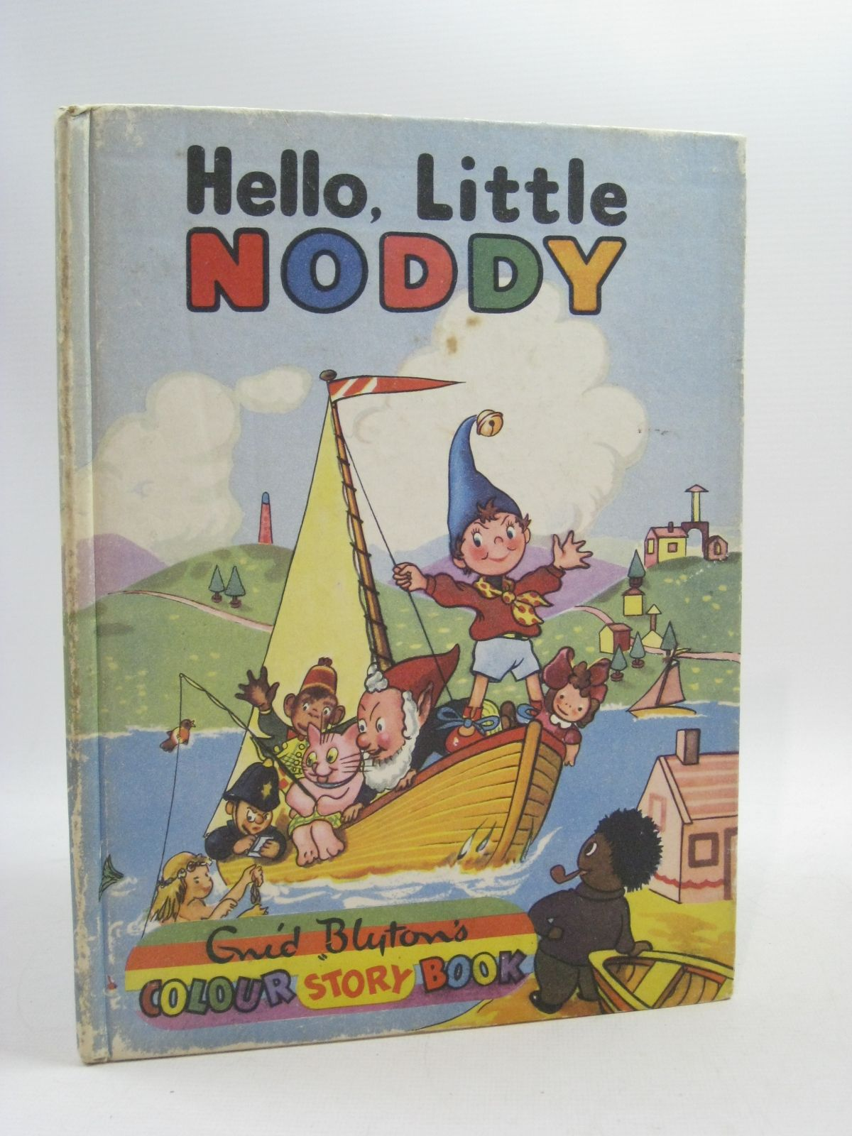 Photo of HELLO, LITTLE NODDY written by Blyton, Enid illustrated by Beek, published by Sampson Low, Marston & Co. Ltd. (STOCK CODE: 1404611)  for sale by Stella & Rose's Books