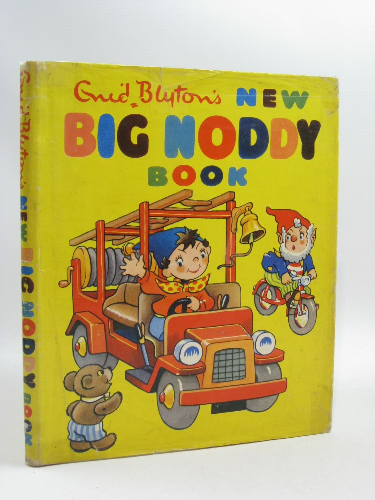 Photo of THE NEW BIG NODDY BOOK written by Blyton, Enid published by Sampson Low, Marston & Co. Ltd., Dennis Dobson (STOCK CODE: 1404640)  for sale by Stella & Rose's Books