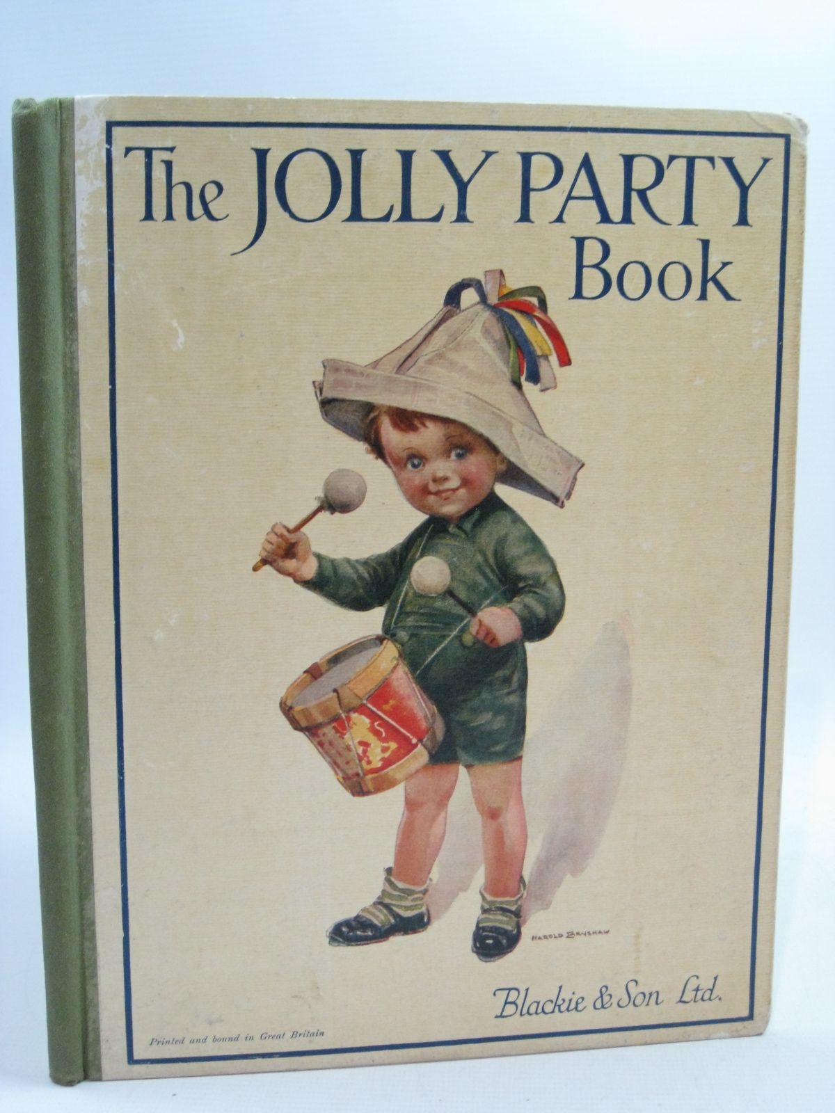 Photo of THE JOLLY PARTY BOOK illustrated by Robinson, Charles<br />Appleton, Honor C.<br />Hart, Frank<br />Wright, Alan<br />et al., published by Blackie And Son Limited (STOCK CODE: 1404668)  for sale by Stella & Rose's Books