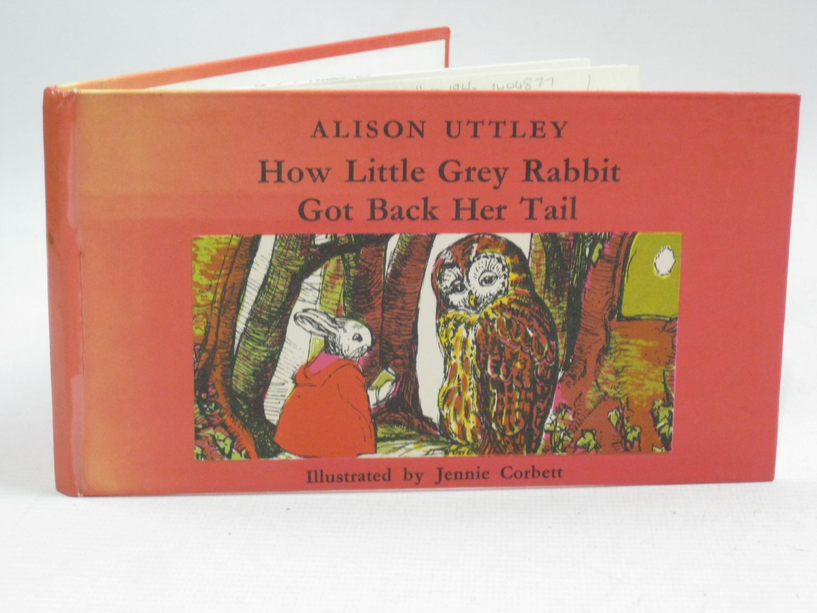 Photo of HOW LITTLE GREY RABBIT GOT BACK HER TAIL written by Uttley, Alison illustrated by Corbett, Jennie published by Heinemann (STOCK CODE: 1404877)  for sale by Stella & Rose's Books
