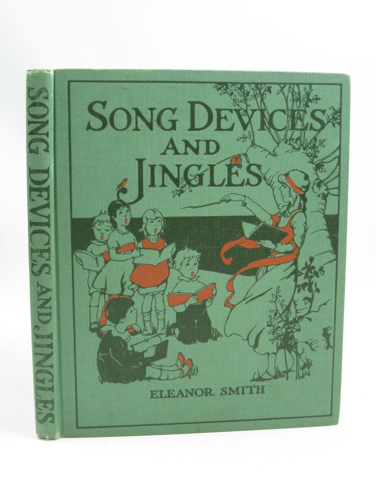 Photo of SONG DEVICES AND JINGLES written by Smith, Eleanor illustrated by Young, Florence published by Lothrop, Lee & Shepard Co. (STOCK CODE: 1404958)  for sale by Stella & Rose's Books