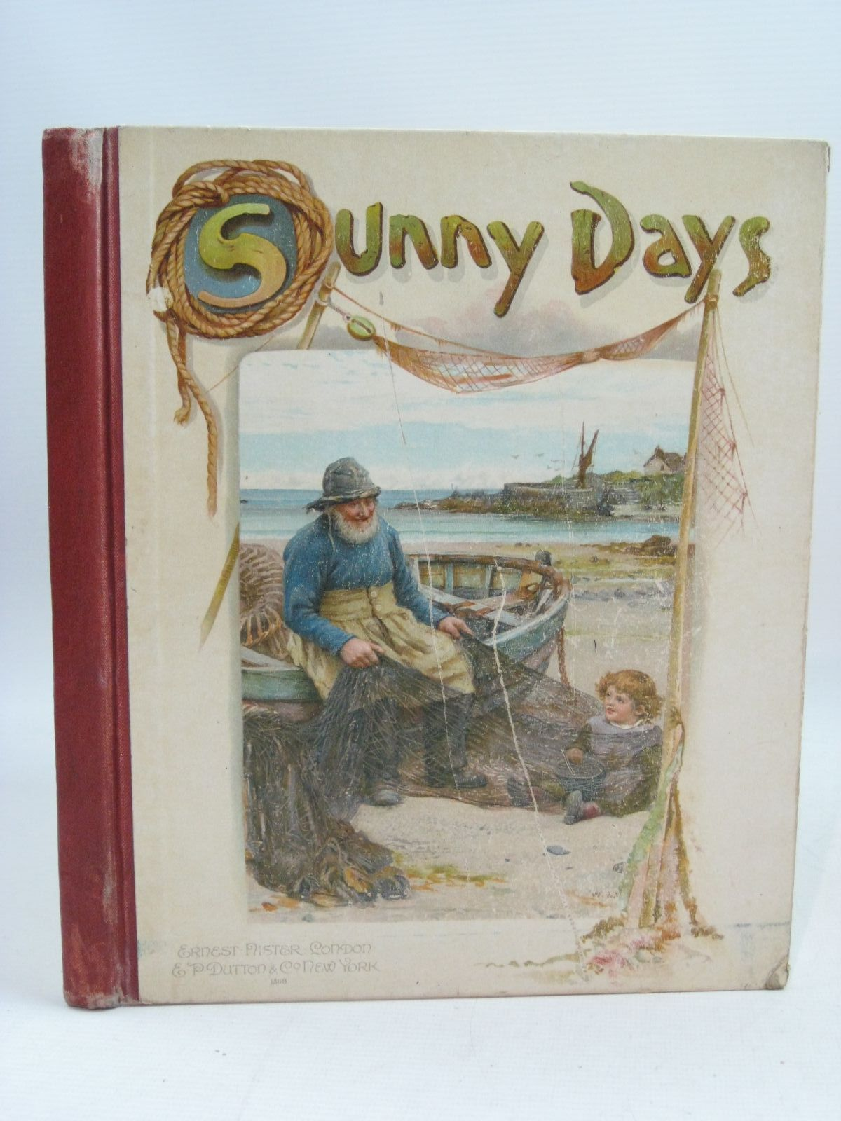 Photo of SUNNY DAYS written by Meade, L.T.<br />Fenn, George Manville<br />Everett-Green, Evelyn<br />Weatherly, F.E.<br />et al, illustrated by Hardy, E. Stuart<br />Dennis, Ada<br />et al., published by Ernest Nister, E.P. Dutton & Co. (STOCK CODE: 1404989)  for sale by Stella & Rose's Books