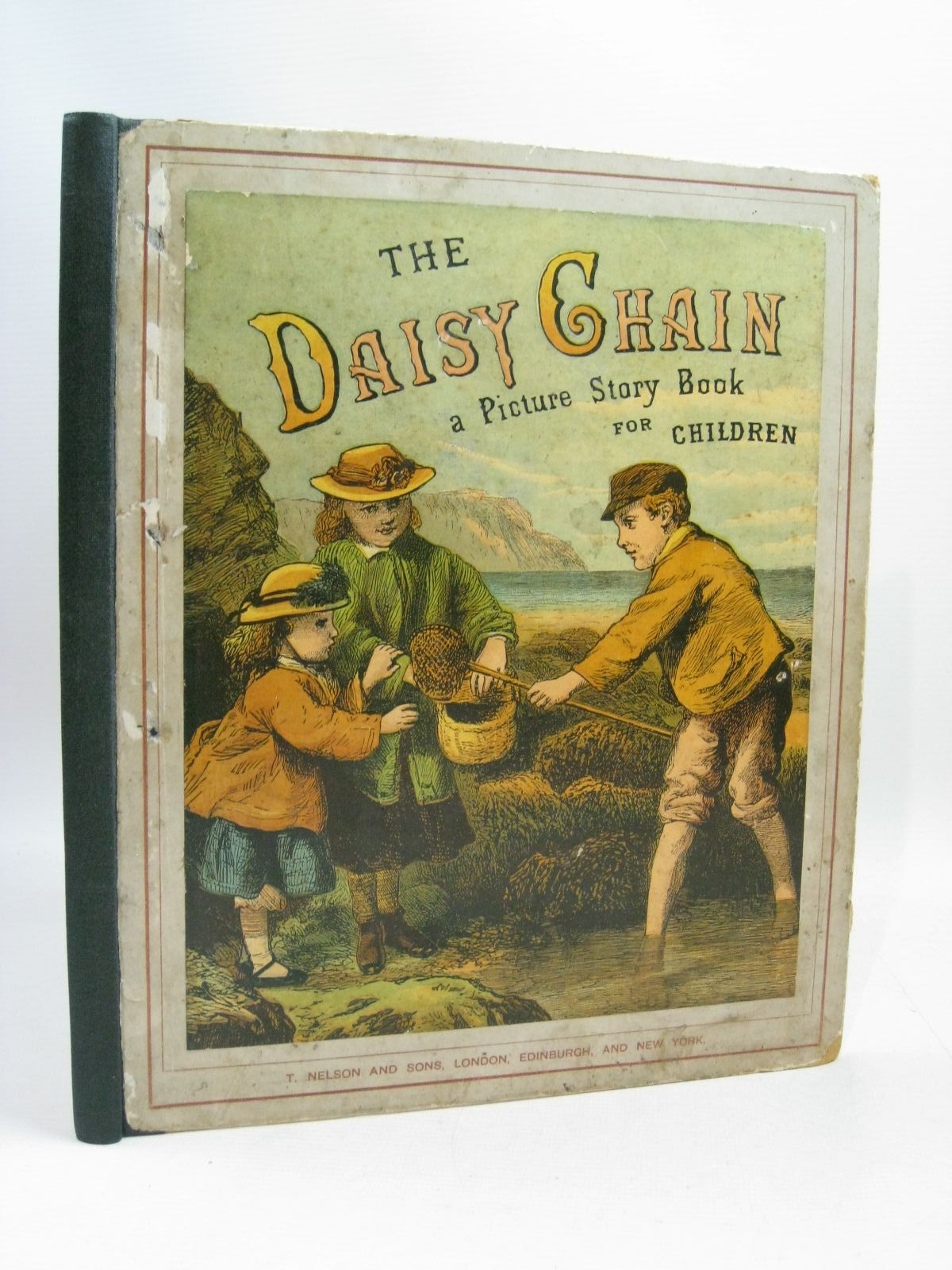 Photo of THE DAISY CHAIN written by A.L.O.E.,<br />et al, published by T. Nelson & Sons (STOCK CODE: 1405036)  for sale by Stella & Rose's Books