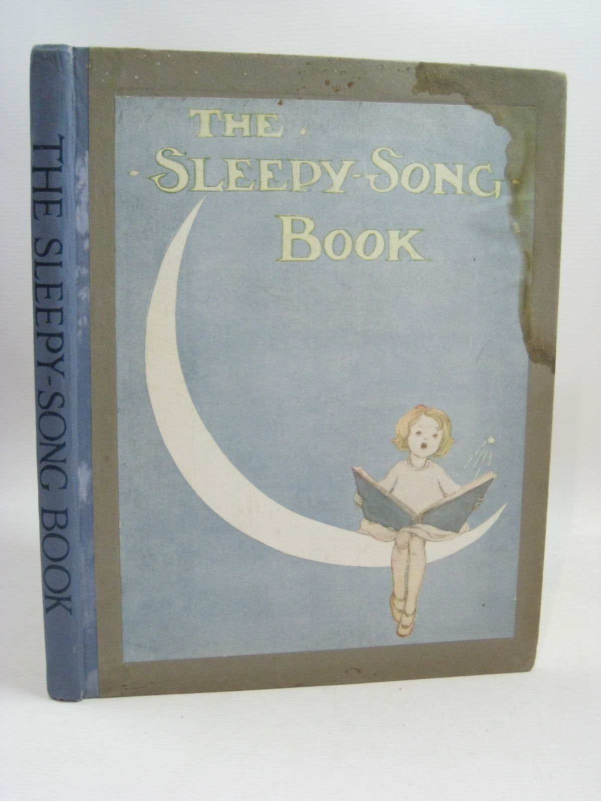 Photo of THE SLEEPY-SONG BOOK written by Field, Eugene<br />Byron, May<br />Campbell, Florence<br />Campbell, H.A.J. illustrated by Anderson, Anne published by Waverley Book Company Ltd. (STOCK CODE: 1405042)  for sale by Stella & Rose's Books