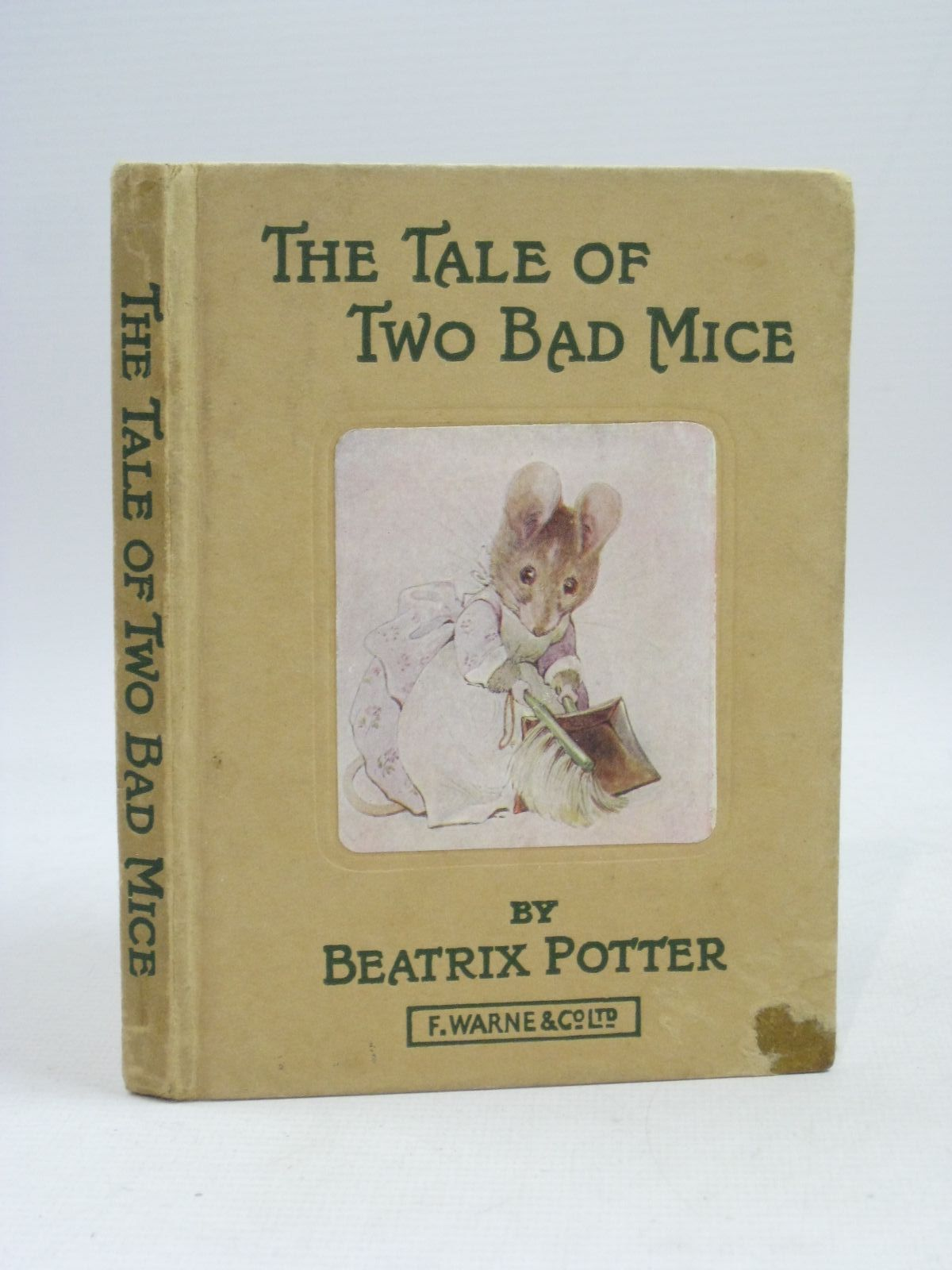 Photo of THE TALE OF TWO BAD MICE