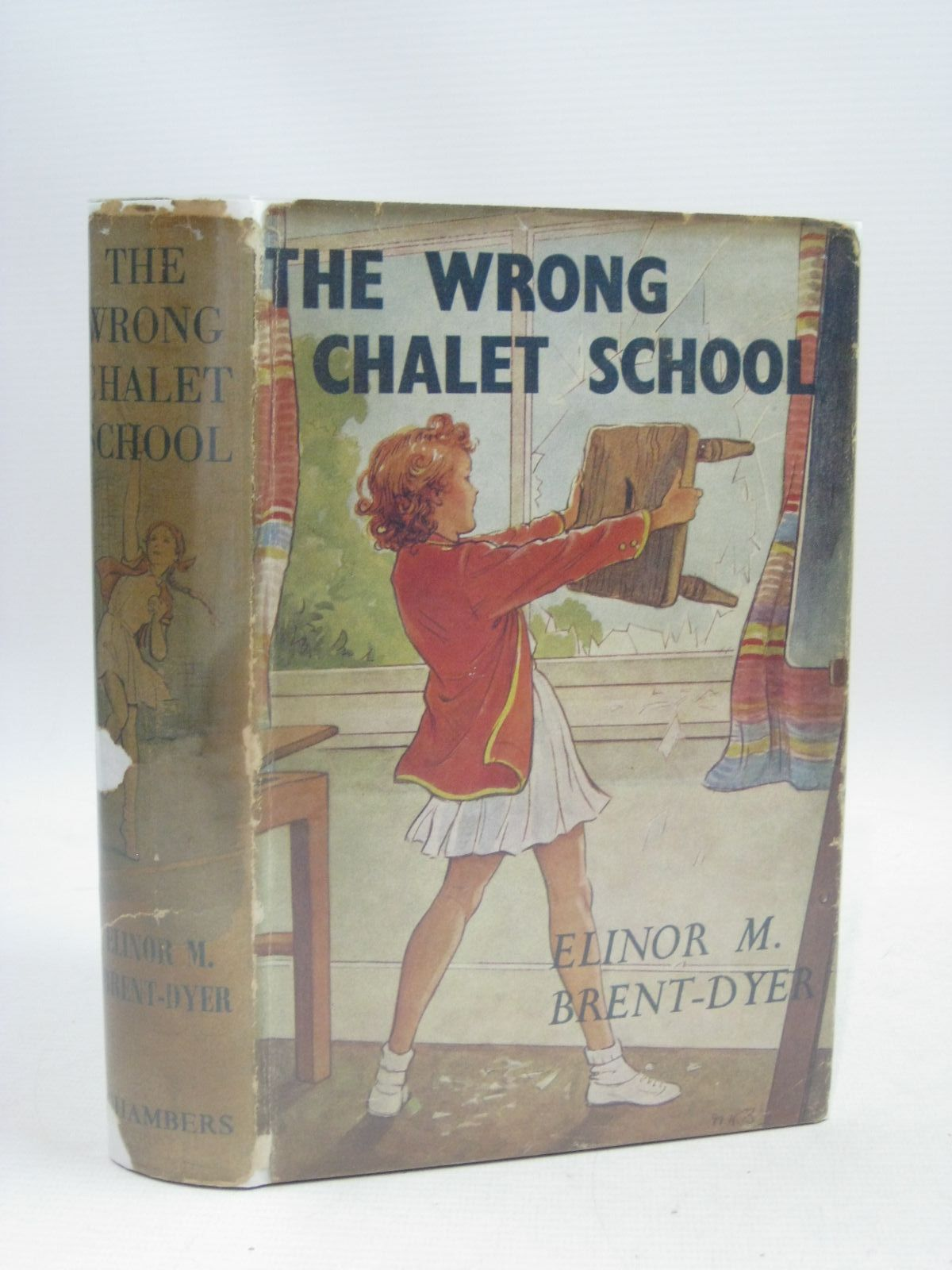 Photo of THE WRONG CHALET SCHOOL- Stock Number: 1405147