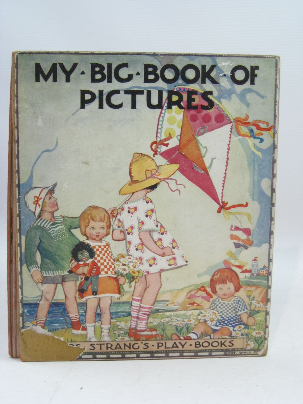 Photo of MY BIG BOOK OF PICTURES written by Strang, Mrs. Herbert illustrated by Anderson, Alan<br />Wright, Alan<br />Govey, Lilian A.<br />et al., published by Humphrey Milford, Oxford University Press (STOCK CODE: 1405182)  for sale by Stella & Rose's Books