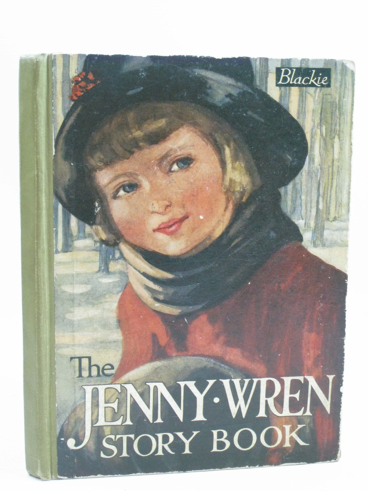 Photo of THE JENNY WREN STORY BOOK illustrated by Attwell, Mabel Lucie<br />Brock, H.M.<br />et al., published by Blackie & Son Ltd. (STOCK CODE: 1405196)  for sale by Stella & Rose's Books