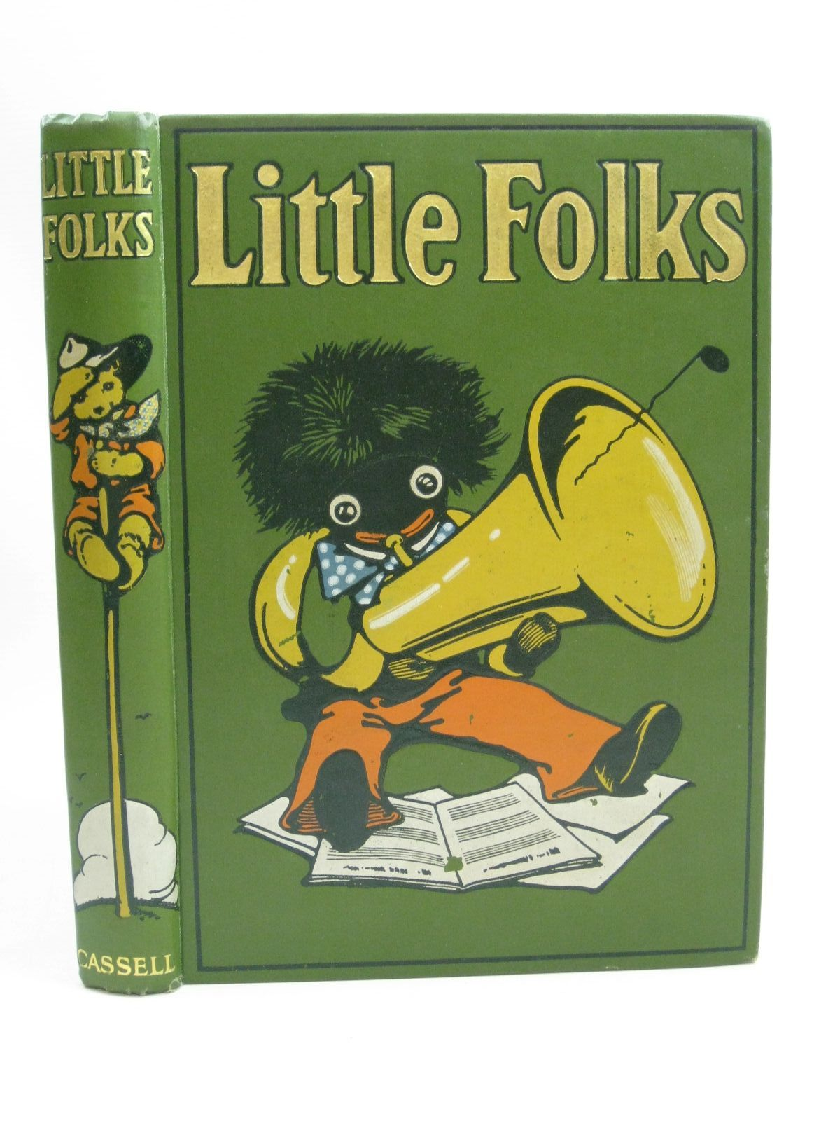 Photo of LITTLE FOLKS 1912 written by Moore, Dorothea<br />Comfort, John<br />Bruce, Dorita Fairlie<br />et al,  illustrated by Neilson, Harry B.<br />Attwell, Mabel Lucie<br />Harrold, Noel<br />et al.,  published by Cassell & Company Limited (STOCK CODE: 1405232)  for sale by Stella & Rose's Books