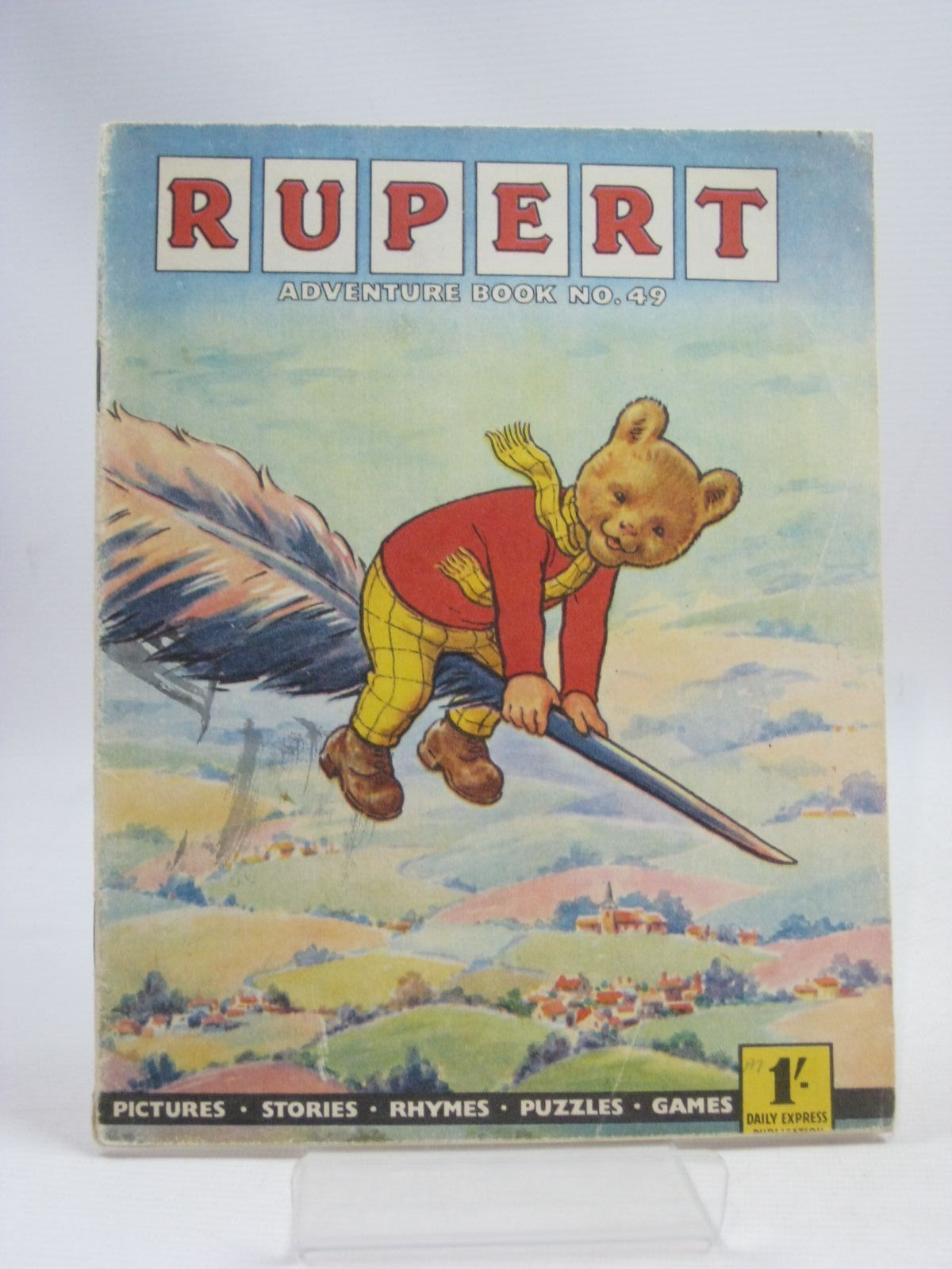 Photo of RUPERT ADVENTURE BOOK No. 49- Stock Number: 1405331