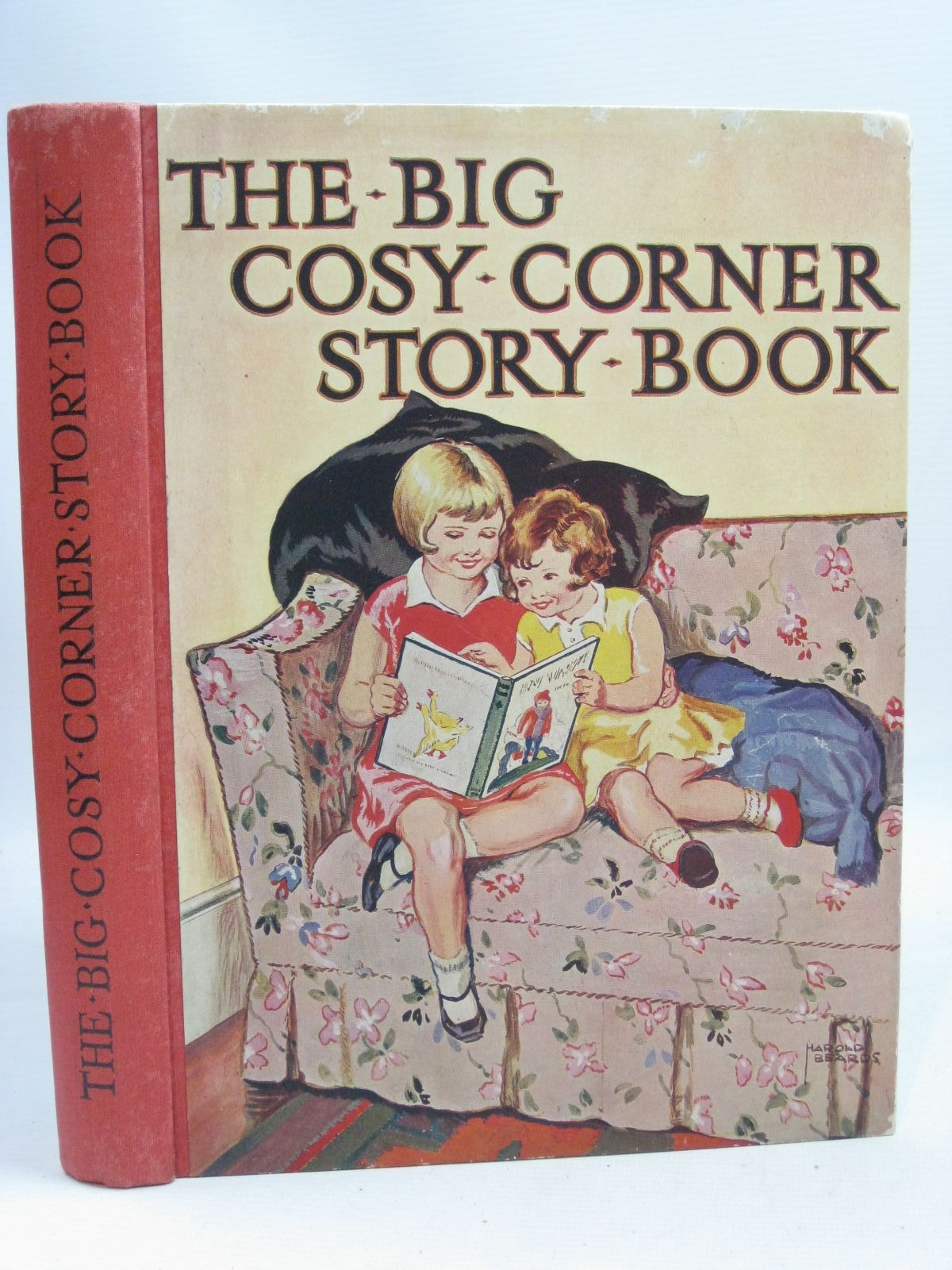 Photo of THE BIG COSY CORNER STORY BOOK written by Lambert, H.G.C. Marsh<br />et al, illustrated by Lambert, H.G.C. Marsh<br />Appleton, Honor C.<br />Topham, Inez<br />et al., published by Ward, Lock & Co. Ltd. (STOCK CODE: 1405365)  for sale by Stella & Rose's Books