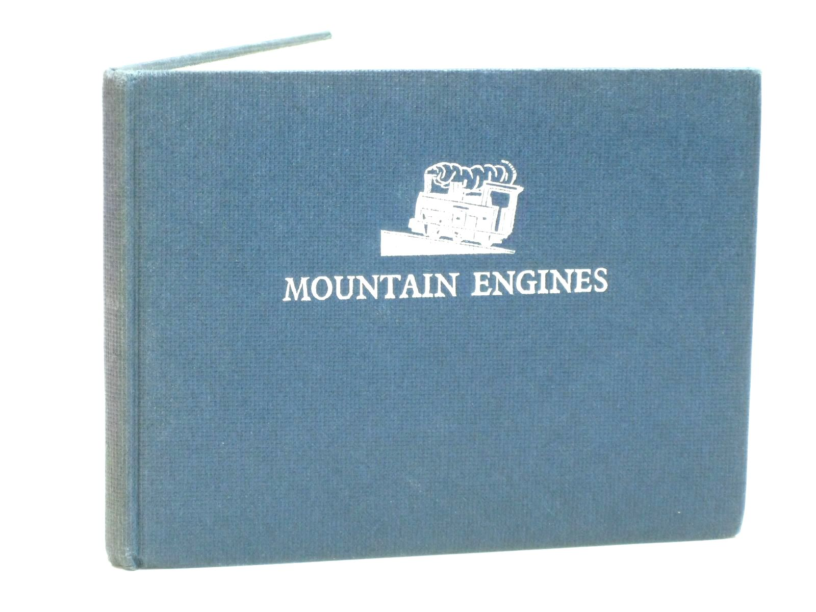 Photo of MOUNTAIN ENGINES written by Awdry, Rev. W. illustrated by Edwards, Gunvor<br />Edwards, Peter published by Edmund Ward (STOCK CODE: 1405497)  for sale by Stella & Rose's Books