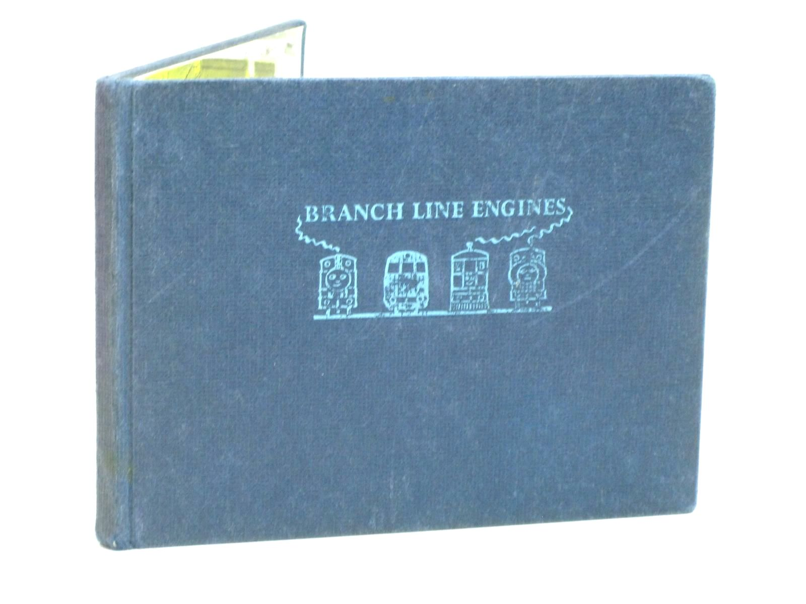 Photo of BRANCH LINE ENGINES written by Awdry, Rev. W. illustrated by Kenney, John published by Edmund Ward Ltd. (STOCK CODE: 1405498)  for sale by Stella & Rose's Books