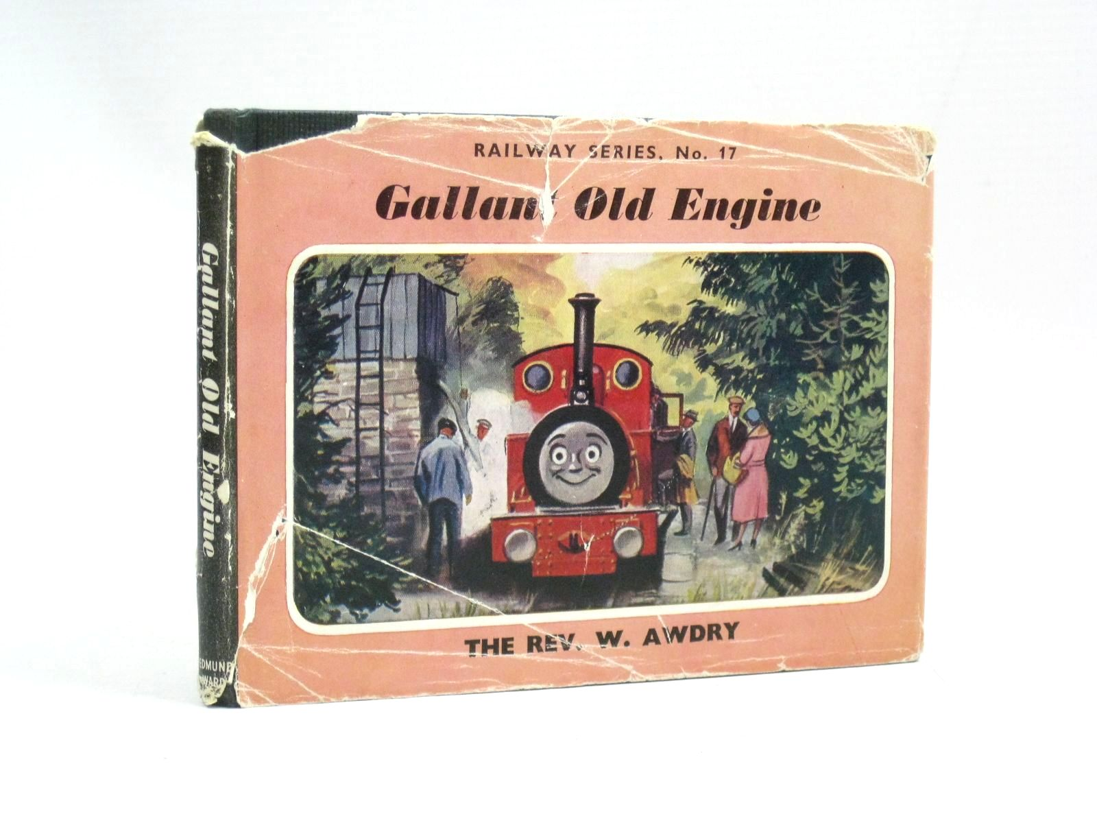 Photo of GALLANT OLD ENGINE written by Awdry, Rev. W. illustrated by Kenney, John published by Edmund Ward Ltd. (STOCK CODE: 1405507)  for sale by Stella & Rose's Books