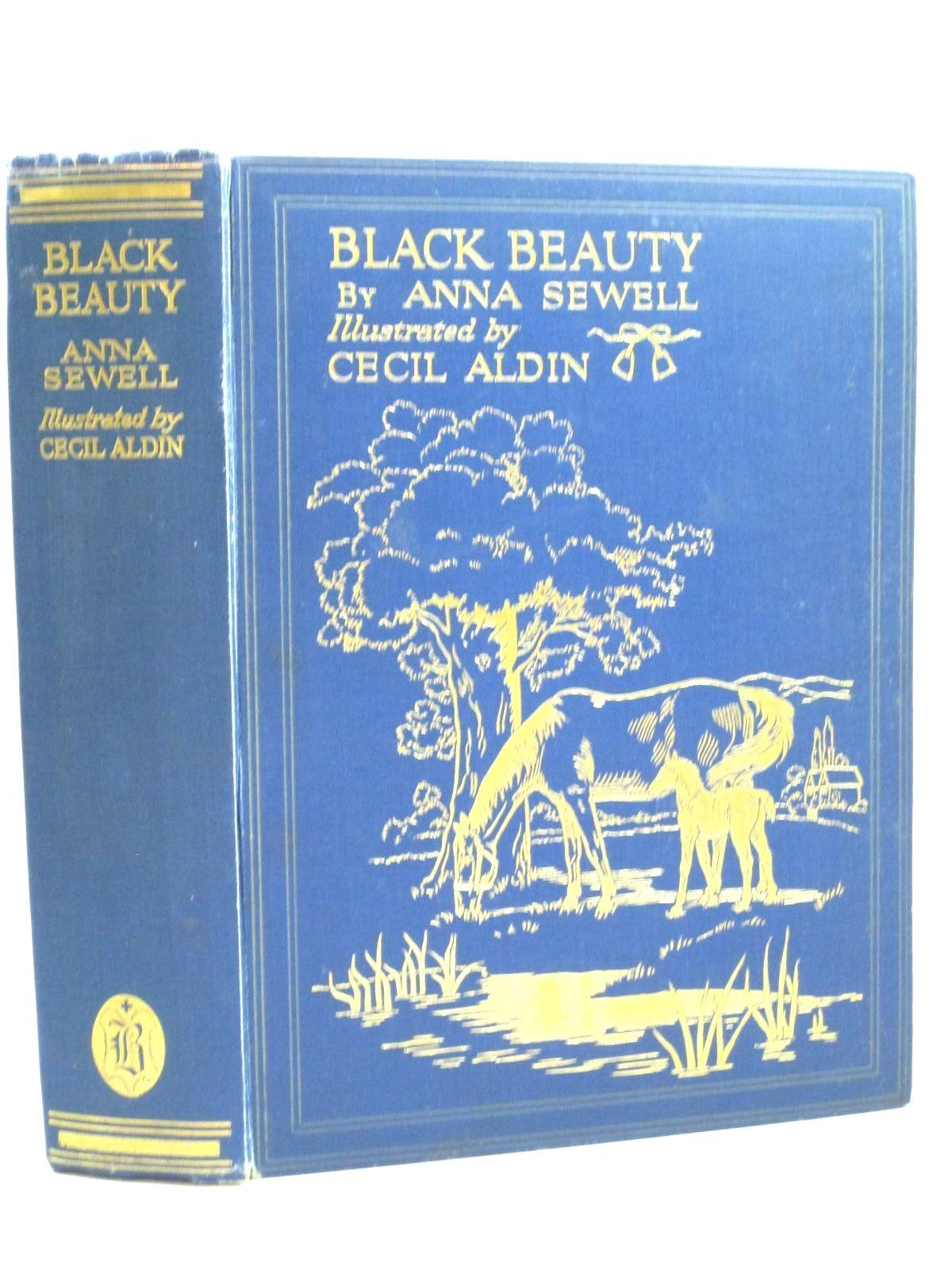 anna sewell black beauty pdf