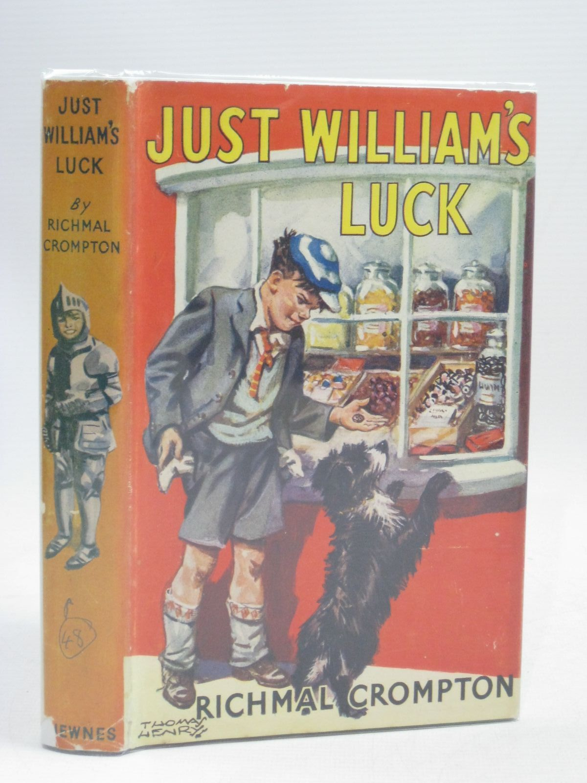 Photo of JUST WILLIAM'S LUCK- Stock Number: 1405543