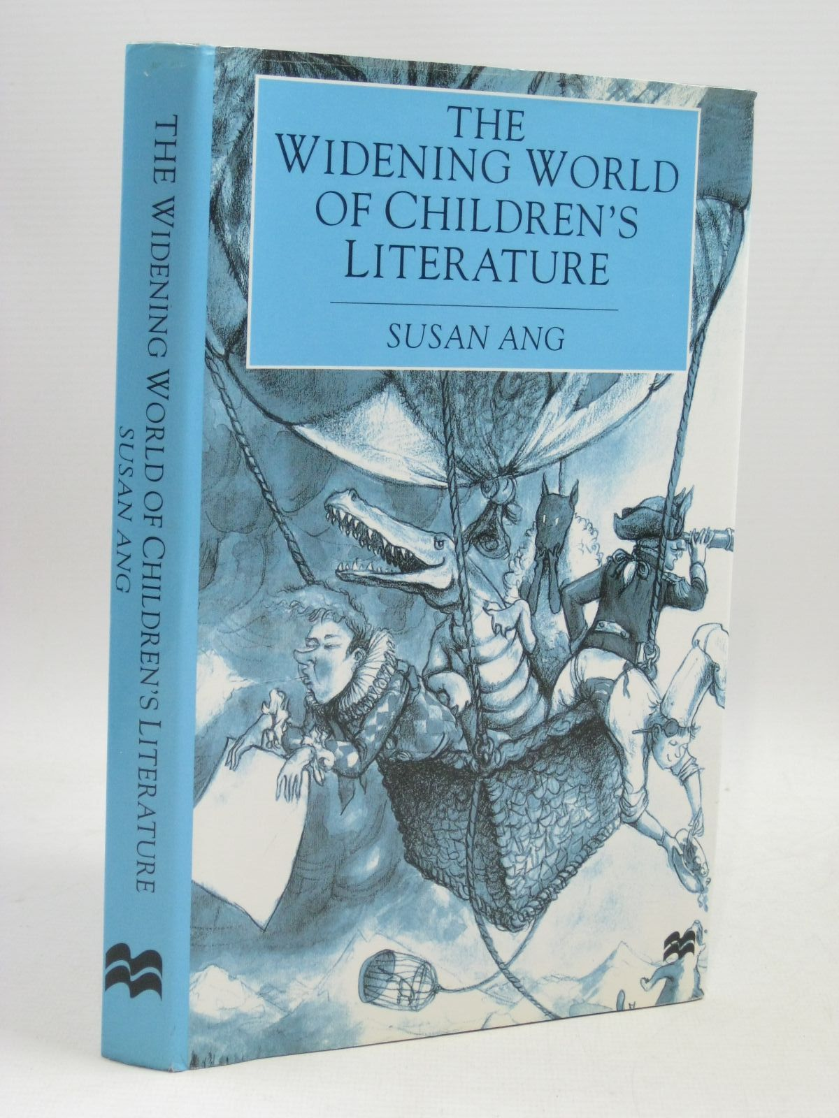 Photo of THE WIDENING WORLD OF CHILDREN'S LITERATURE written by Ang, Susan published by Macmillan Press Ltd (STOCK CODE: 1405649)  for sale by Stella & Rose's Books