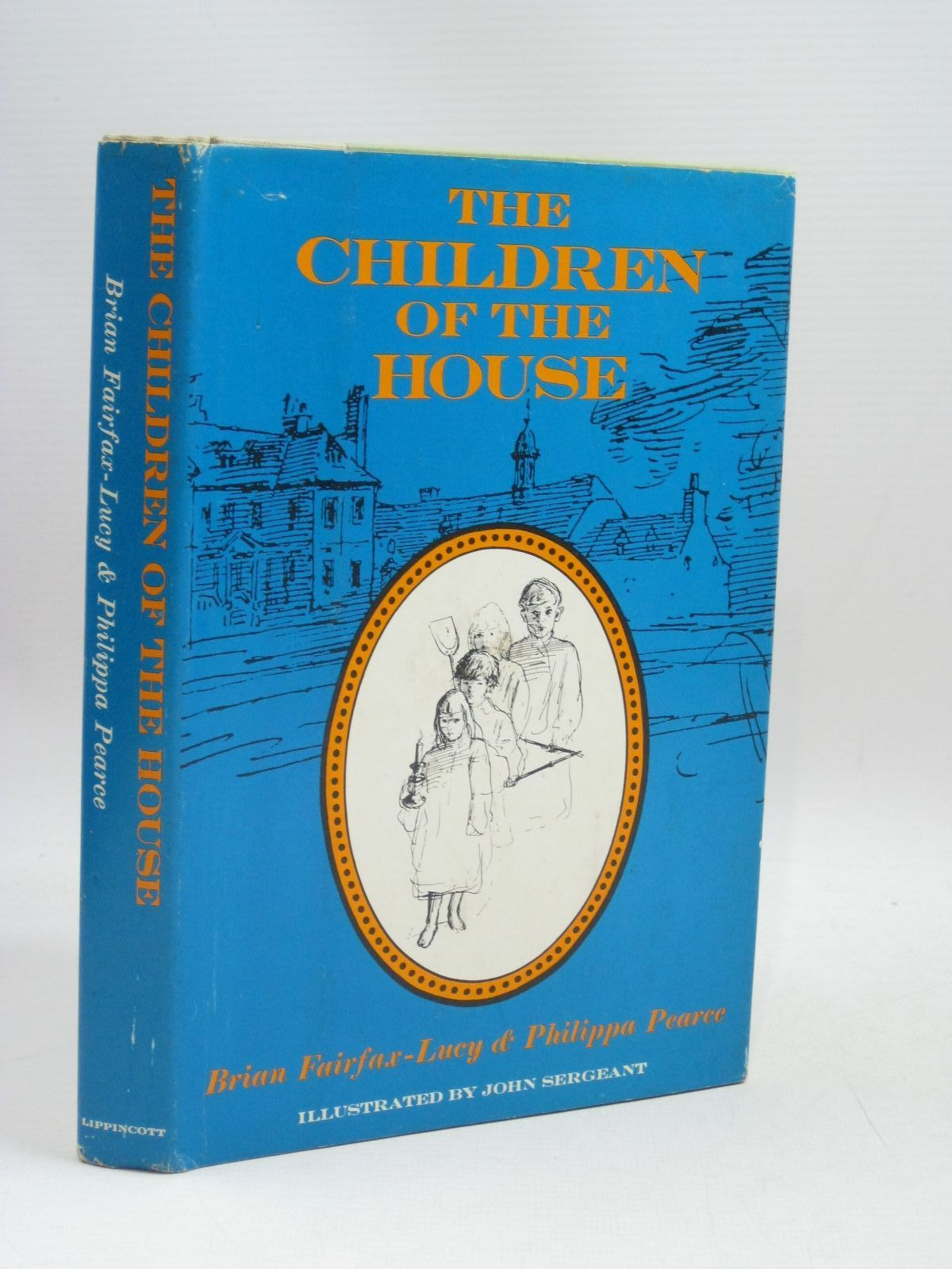 Photo of THE CHILDREN OF THE HOUSE written by Fairfax-Lucy, Brian<br />Pearce, Philippa illustrated by Sergeant, John published by J.B. Lippincott Company (STOCK CODE: 1405662)  for sale by Stella & Rose's Books