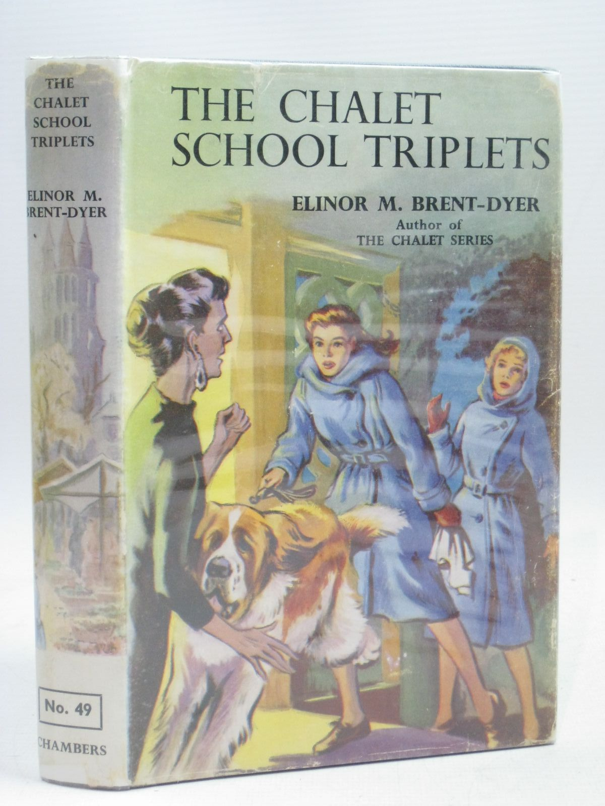 Photo of THE CHALET SCHOOL TRIPLETS- Stock Number: 1405673