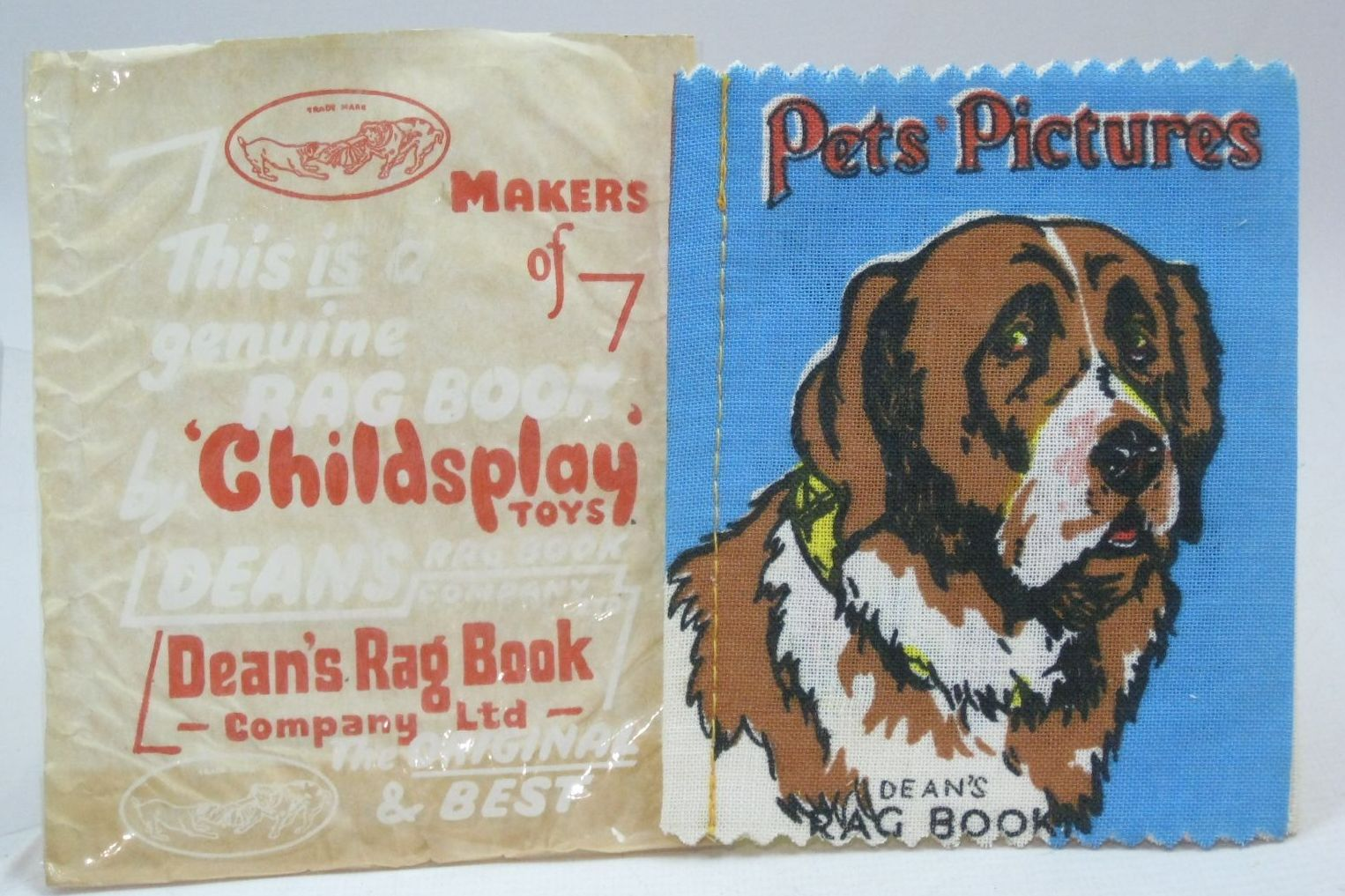 Photo of PETS' PICTURES published by Dean's Rag Book Co. Ltd. (STOCK CODE: 1405808)  for sale by Stella & Rose's Books