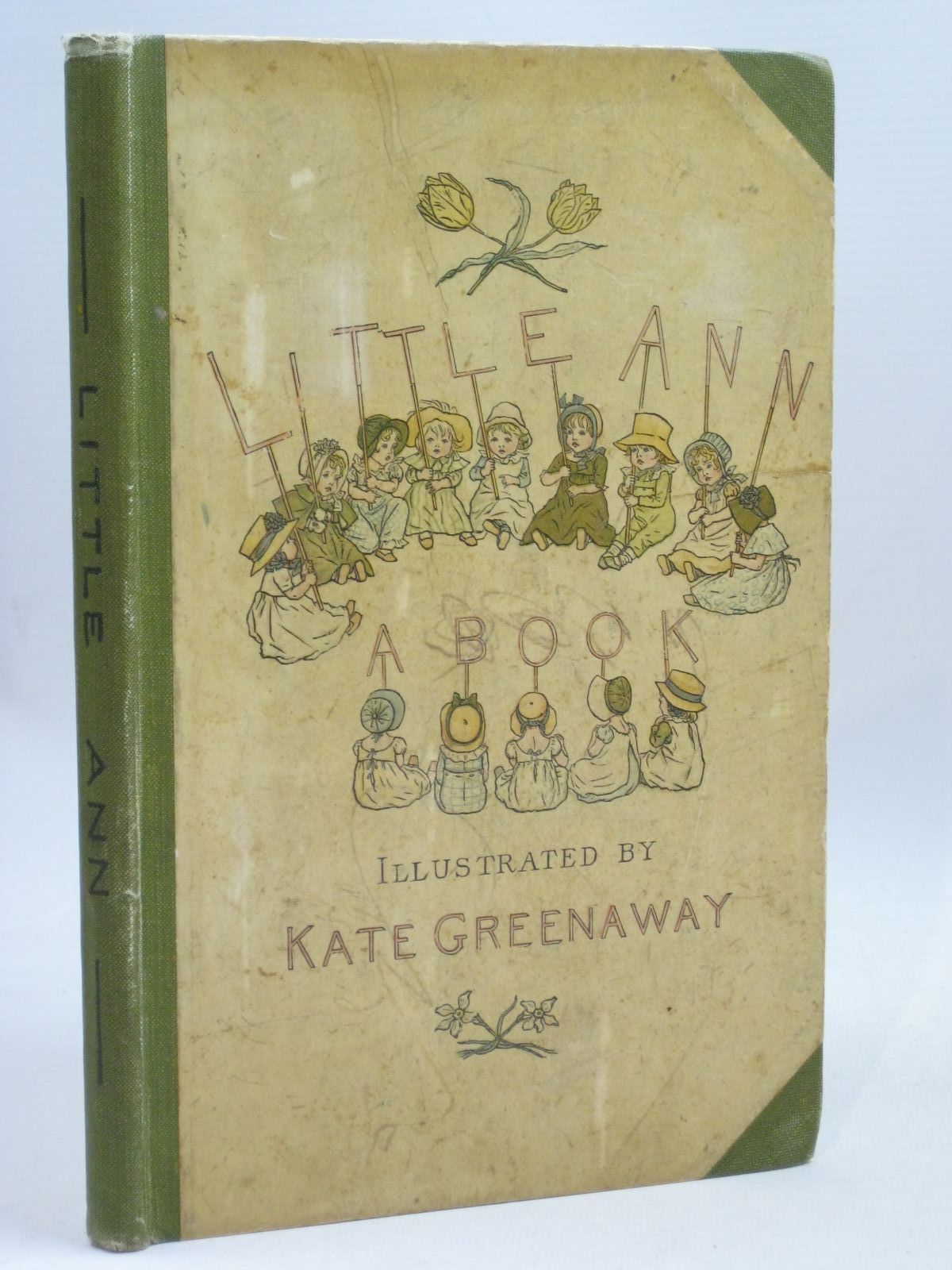 Photo of LITTLE ANN AND OTHER POEMS written by Taylor, Jane<br />Taylor, Ann illustrated by Greenaway, Kate published by Frederick Warne & Co. (STOCK CODE: 1405847)  for sale by Stella & Rose's Books
