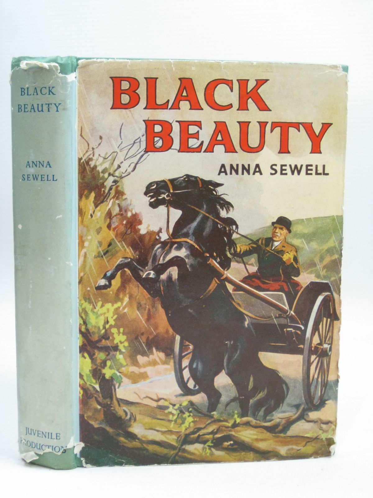 Photo of BLACK BEAUTY written by Sewell, Anna published by Juvenile Productions Ltd. (STOCK CODE: 1405914)  for sale by Stella & Rose's Books
