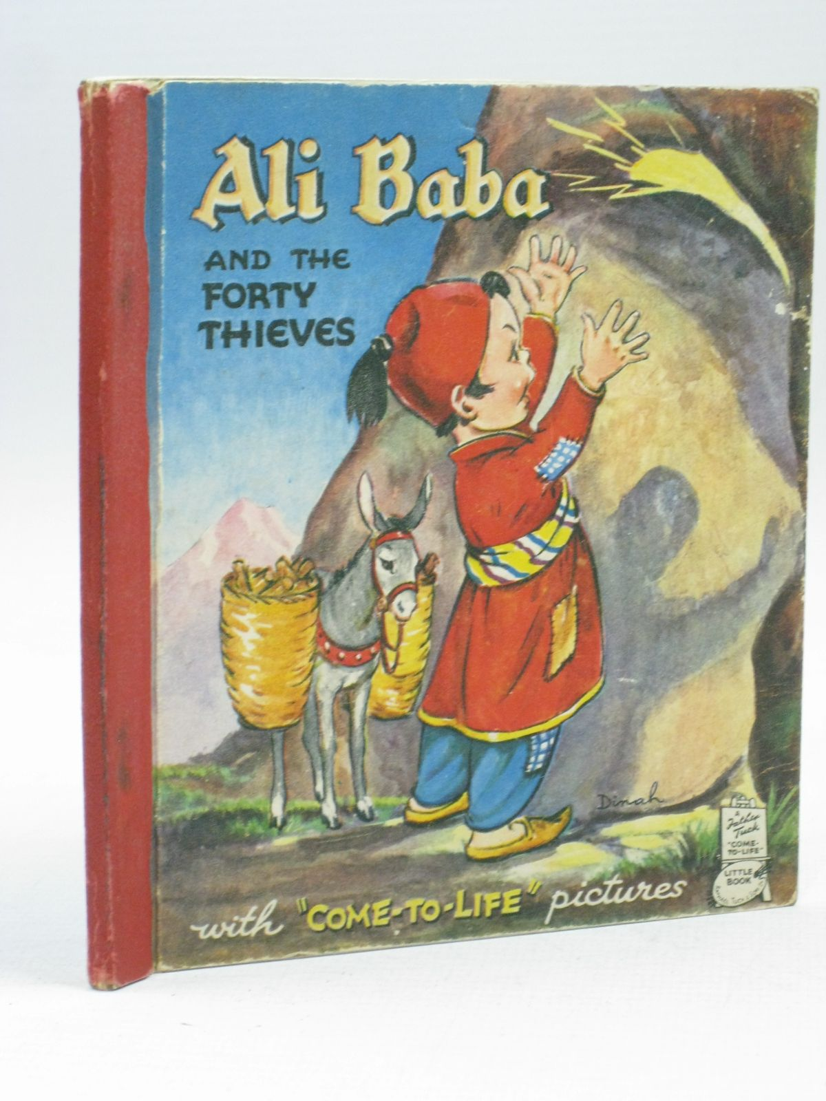 ali baba along with a twenty thieves book