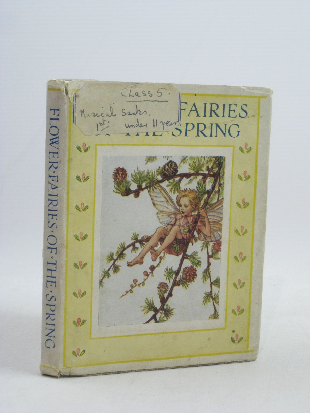 Photo of FLOWER FAIRIES OF THE SPRING written by Barker, Cicely Mary illustrated by Barker, Cicely Mary published by Blackie & Son Ltd. (STOCK CODE: 1405998)  for sale by Stella & Rose's Books