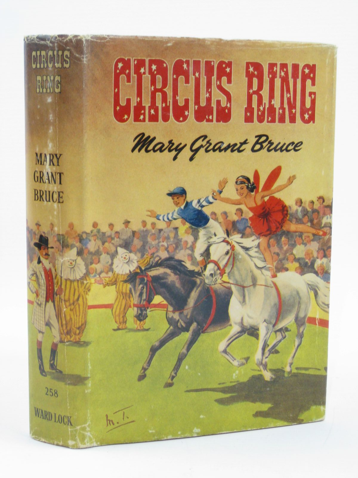 Photo of CIRCUS RING written by Bruce, Mary Grant published by Ward, Lock & Co. Limited (STOCK CODE: 1406137)  for sale by Stella & Rose's Books