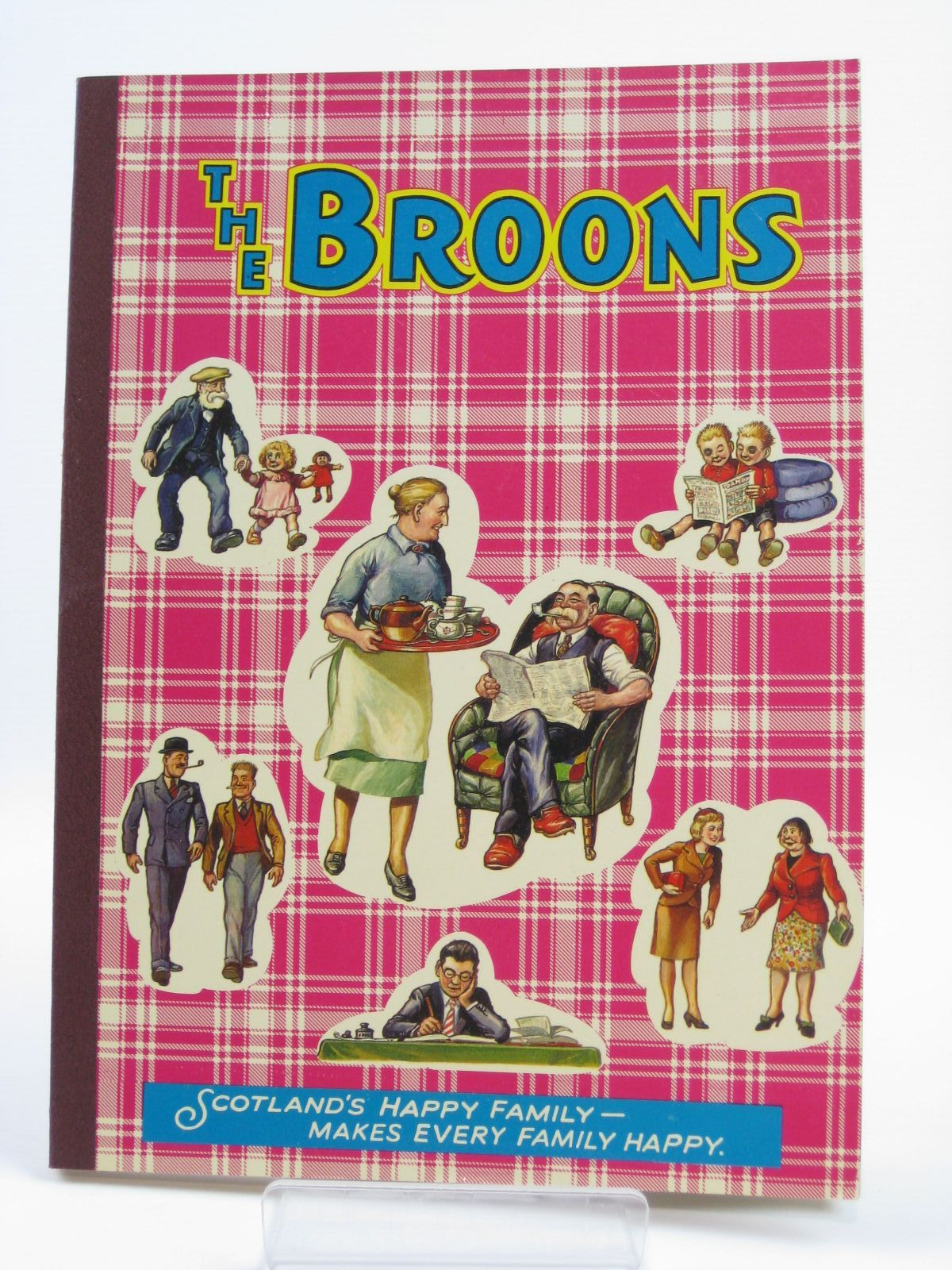 Photo of THE BROONS 1974 published by D.C. Thomson & Co Ltd. (STOCK CODE: 1406155)  for sale by Stella & Rose's Books