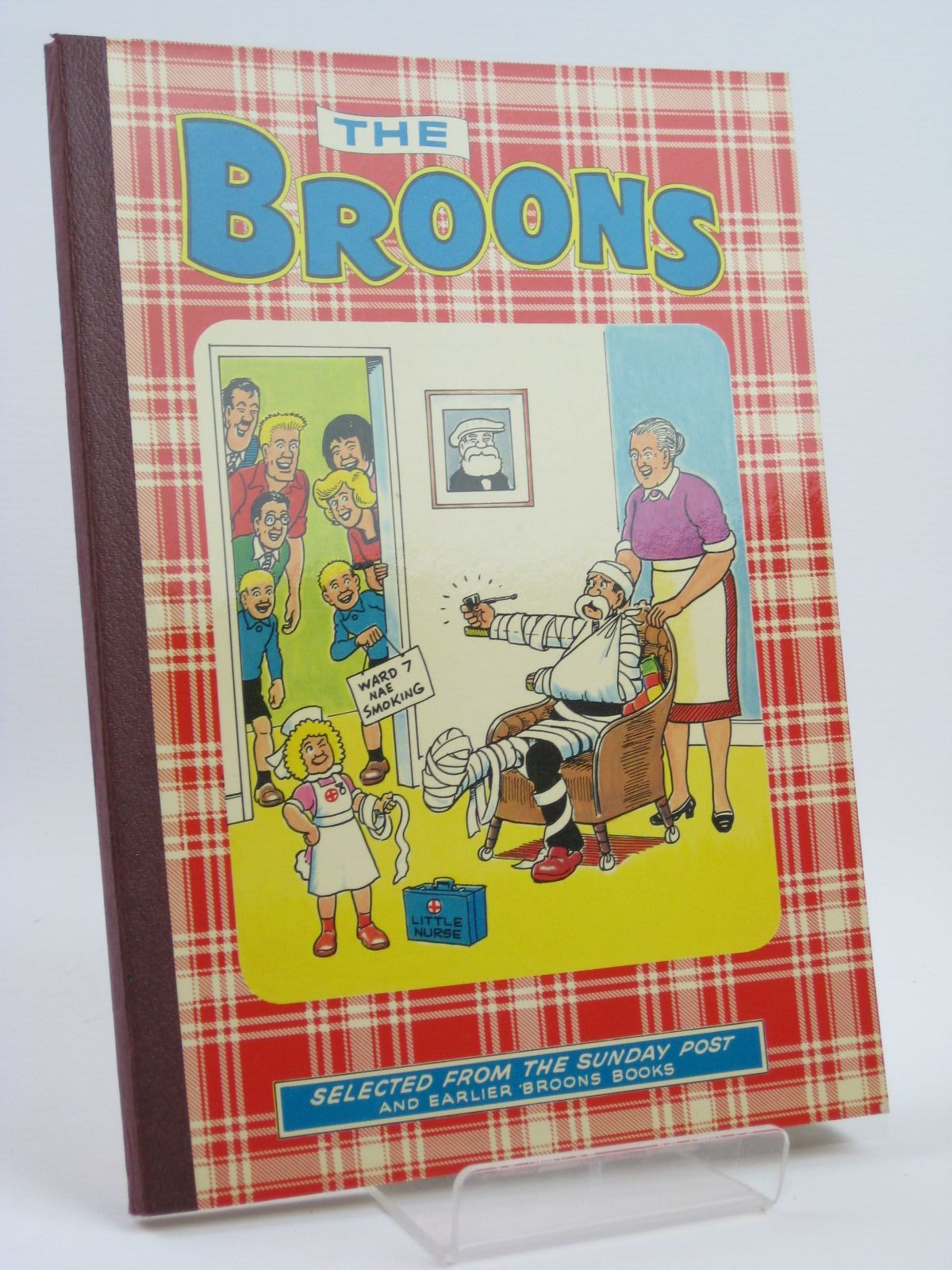 Photo of THE BROONS 1978 published by D.C. Thomson & Co Ltd. (STOCK CODE: 1406161)  for sale by Stella & Rose's Books