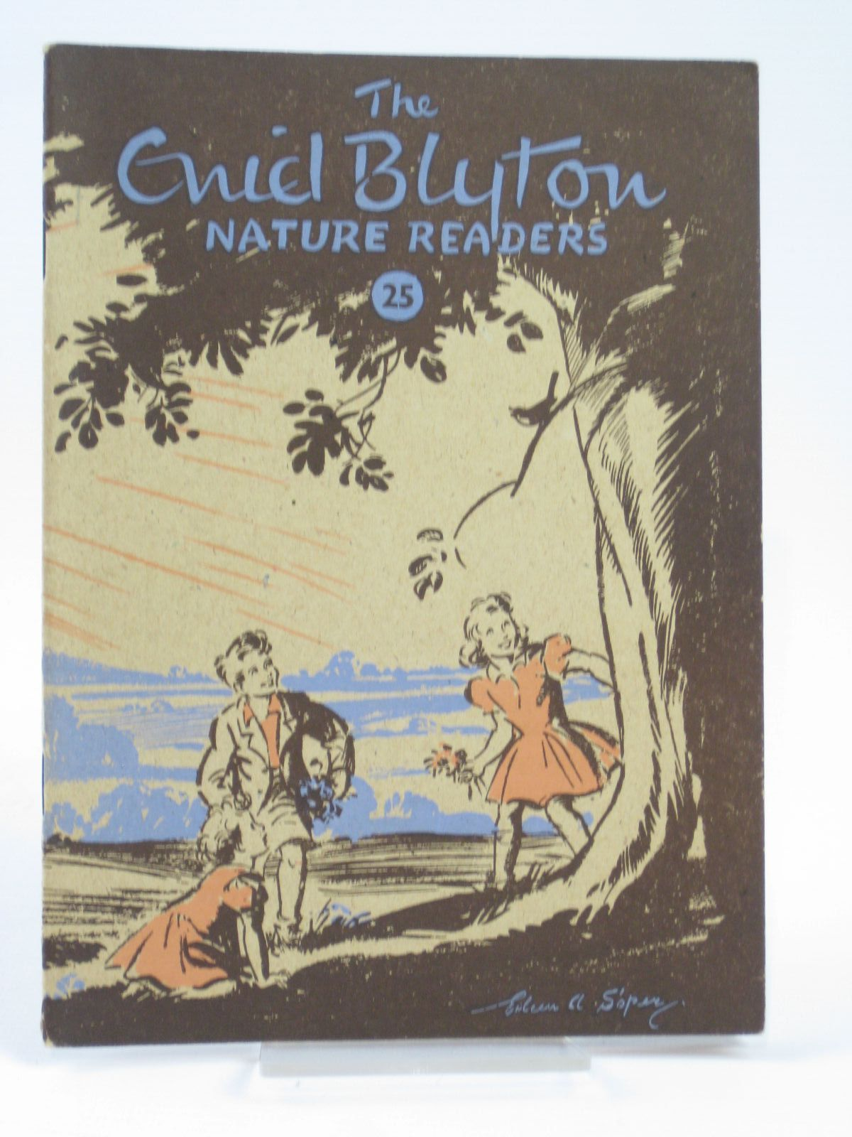 Photo of THE ENID BLYTON NATURE READERS NO. 25 written by Blyton, Enid illustrated by Soper, Eileen published by Macmillan & Co. Ltd. (STOCK CODE: 1406271)  for sale by Stella & Rose's Books