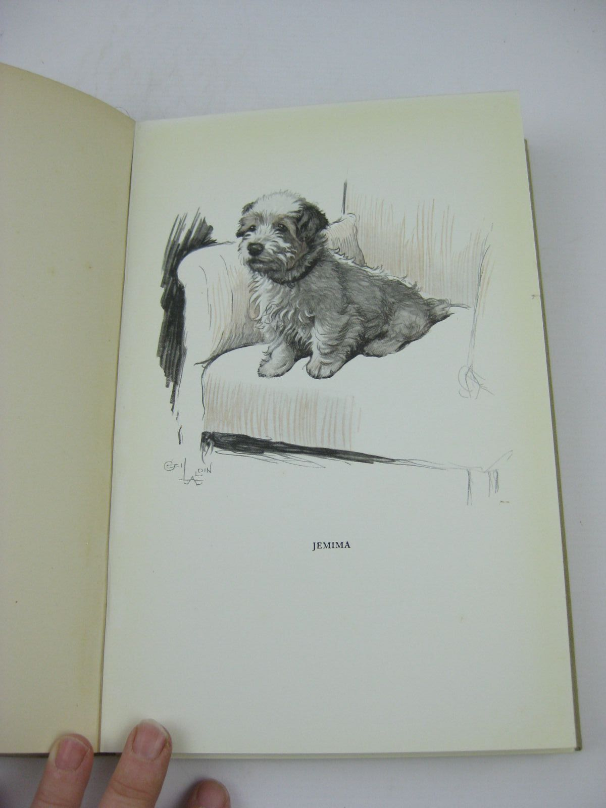 Photo of AN ARTIST'S MODELS written by Aldin, Cecil illustrated by Aldin, Cecil published by H. F. & G. Witherby (STOCK CODE: 1406360)  for sale by Stella & Rose's Books