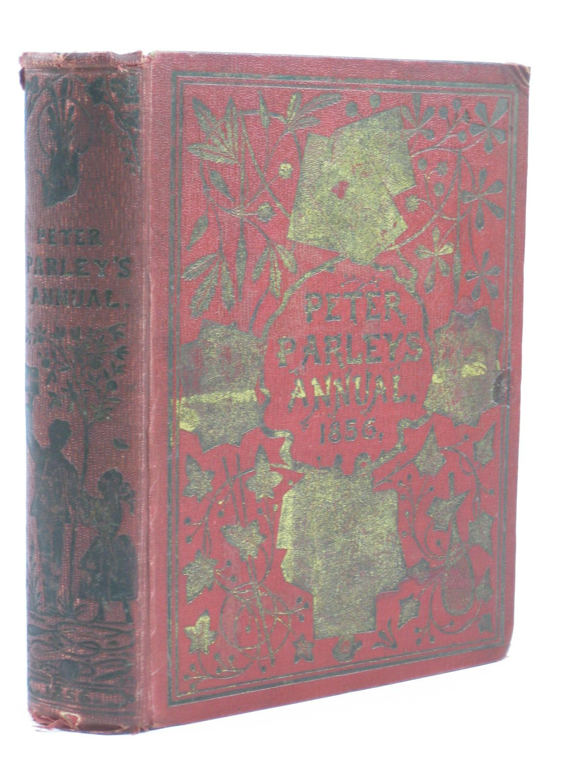 Photo of PETER PARLEY'S ANNUAL FOR 1856 published by Darton & Co. (STOCK CODE: 1406460)  for sale by Stella & Rose's Books